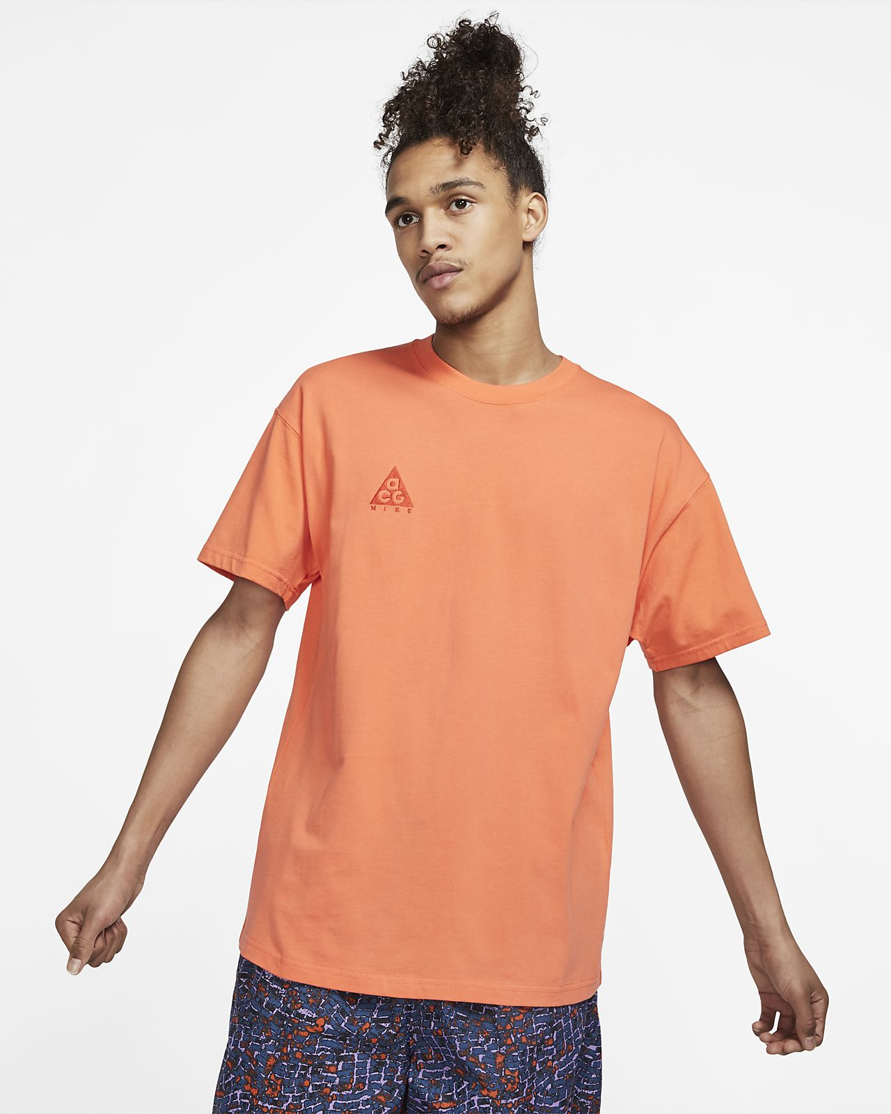 Nike ACG T-Shirt mit Logo