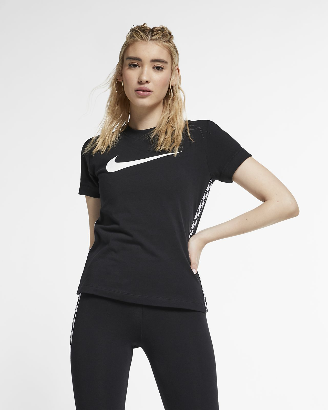 Top a manica corta Nike Sportswear Donna
