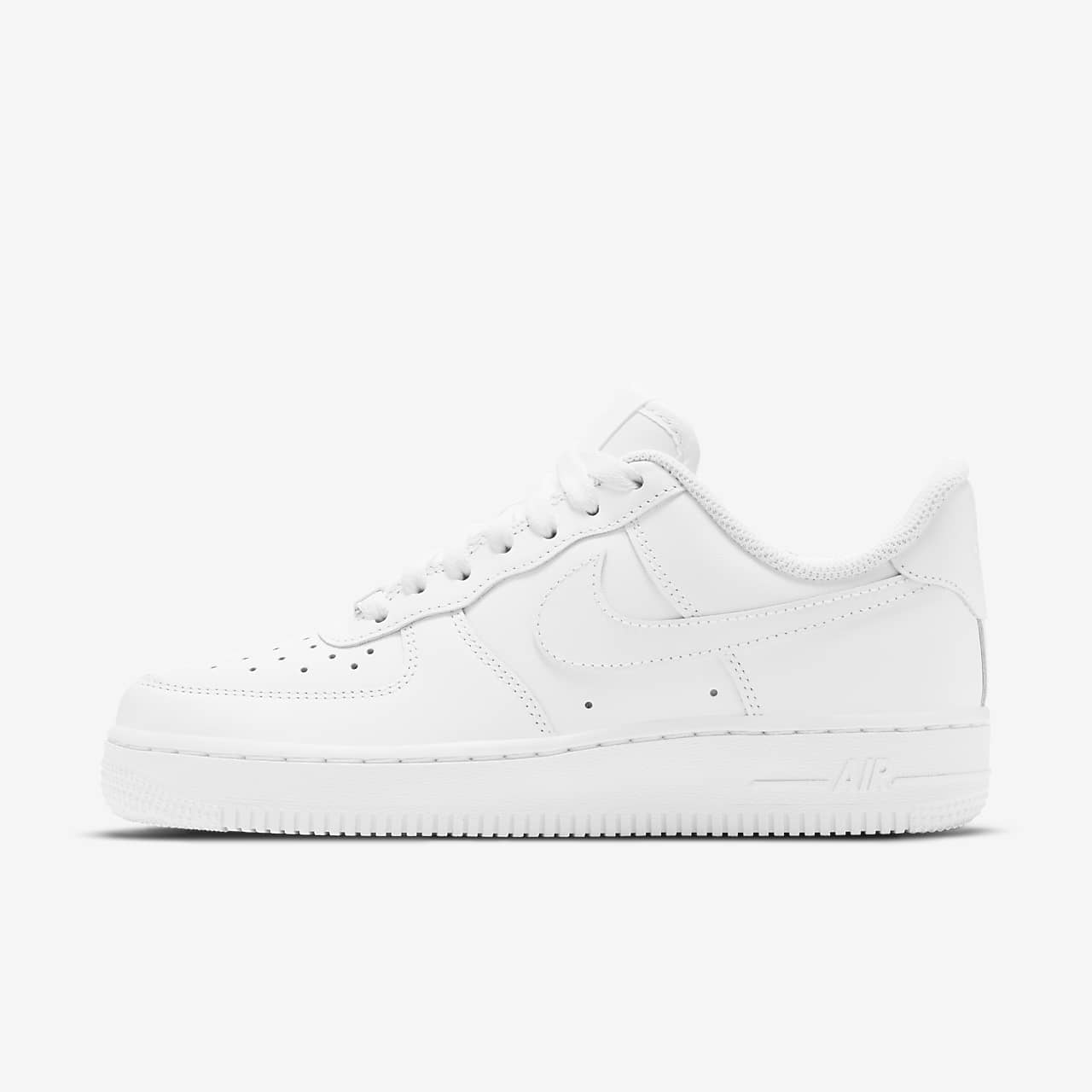 nike air force 1 07 women's shoe white nz