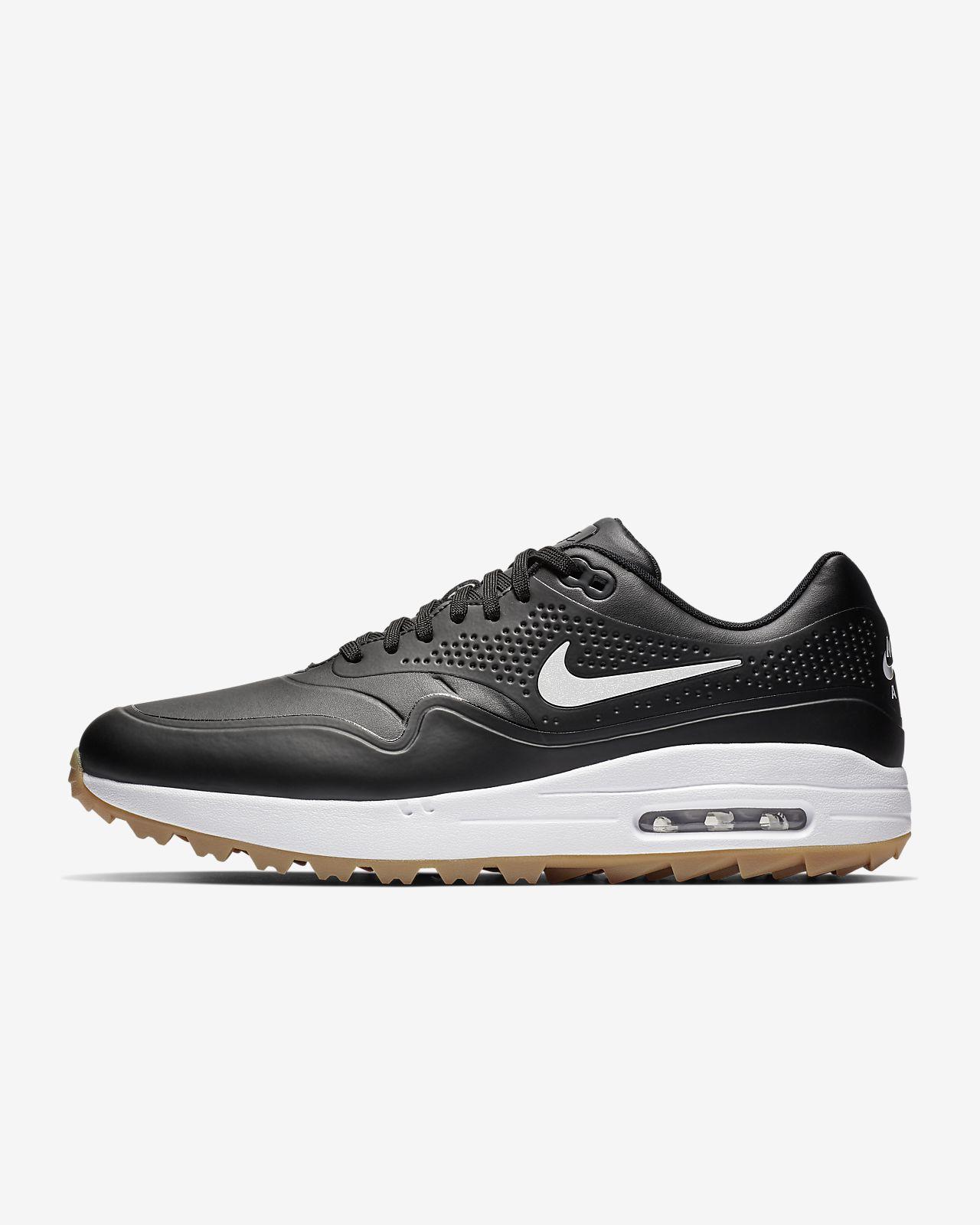 3422007754bb4 Nike Air Max 1g Mens Golf Shoe Nikecom Hu