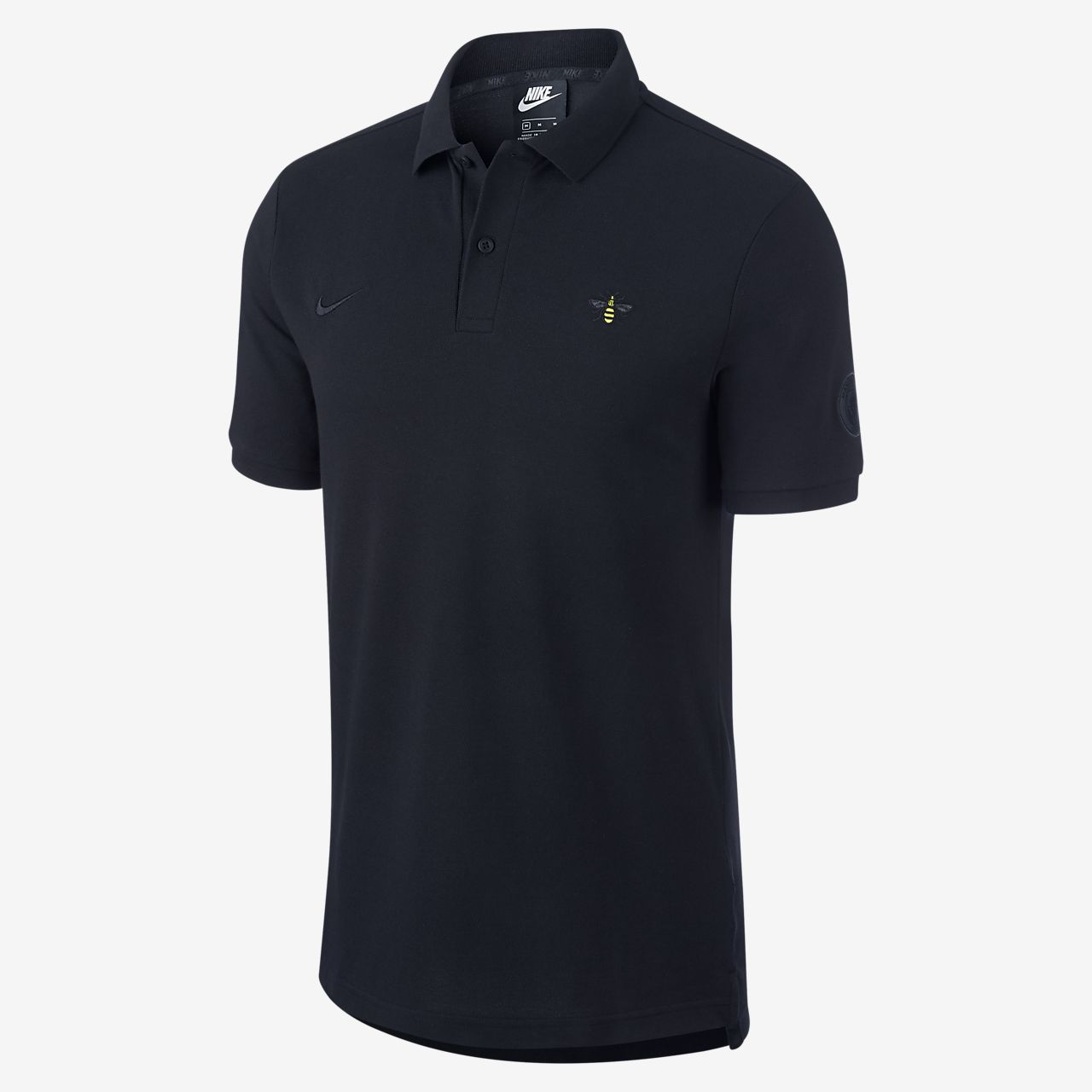 56e4e4894a Manchester City FC Men's Polo. Nike.com HU