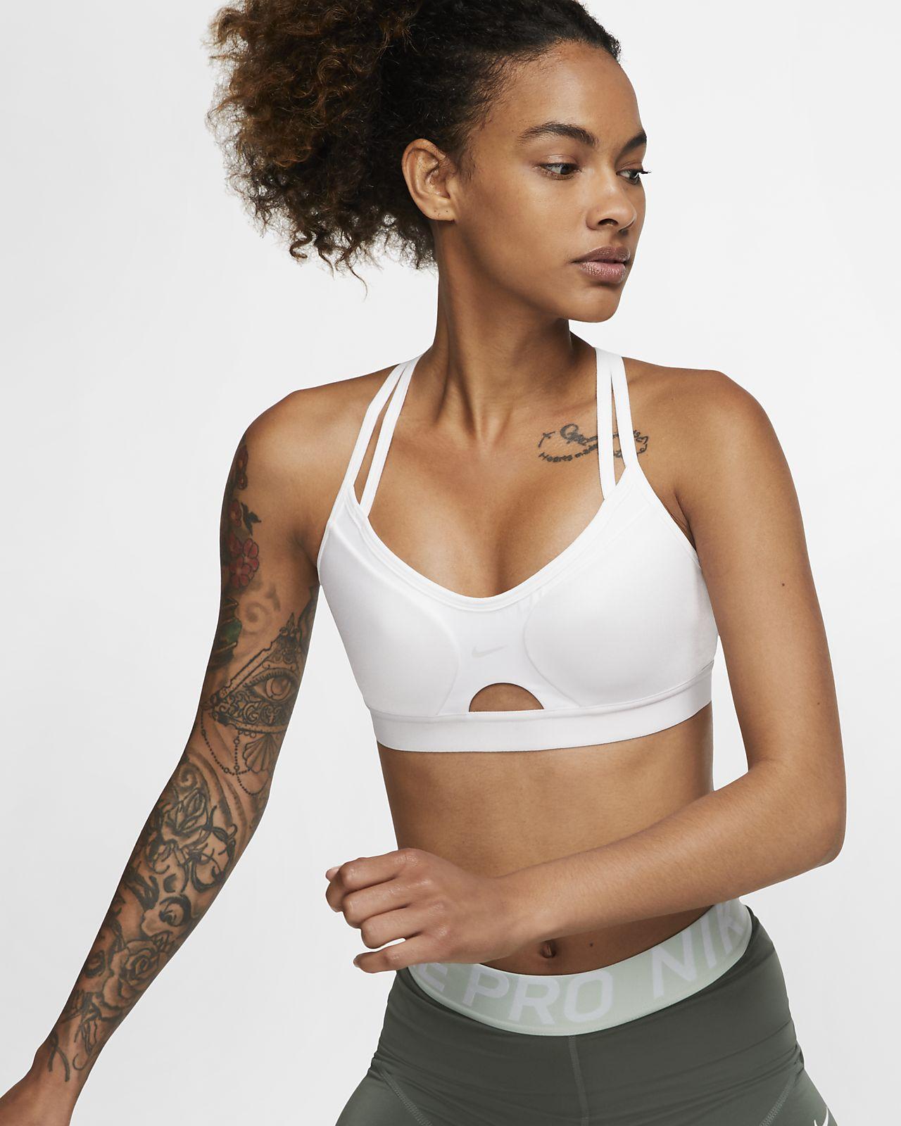 Nike Motion Adapt Indy Women's Medium-Support Sports Bra