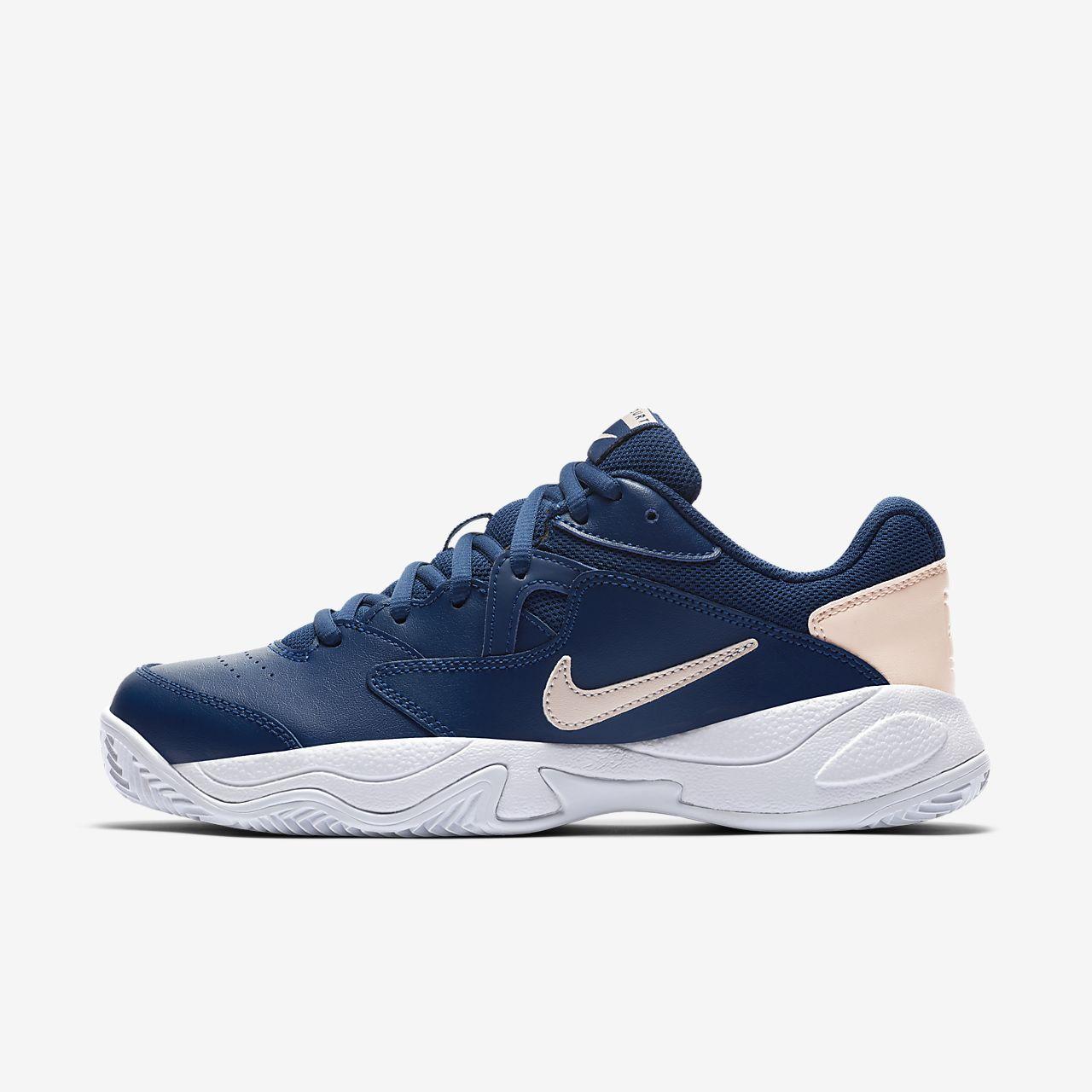 Damskie buty do gry w tenisa na kortach ziemnych NikeCourt Lite 2