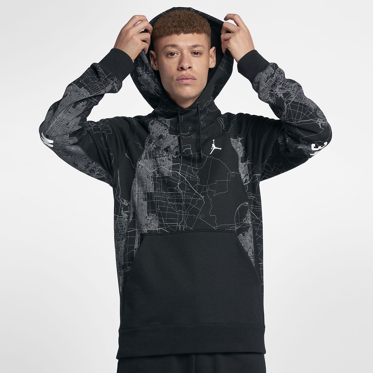 ... Jordan Sportswear Wings Men's Pullover Hoodie