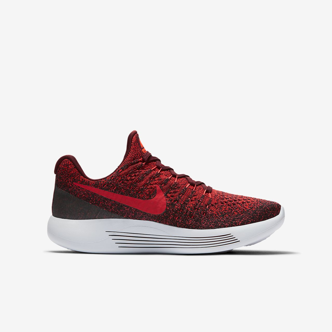 ... Nike LunarEpic Low Flyknit 2 Big Kids' Running Shoe