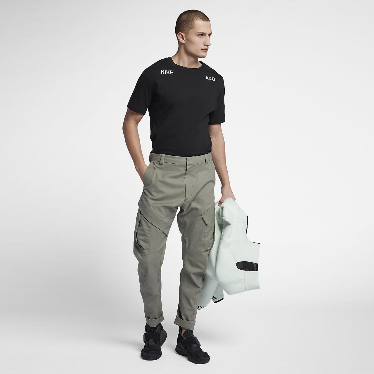 online retailer f0bf0 8d303 Men s Trousers. NikeLab ACG Cargo