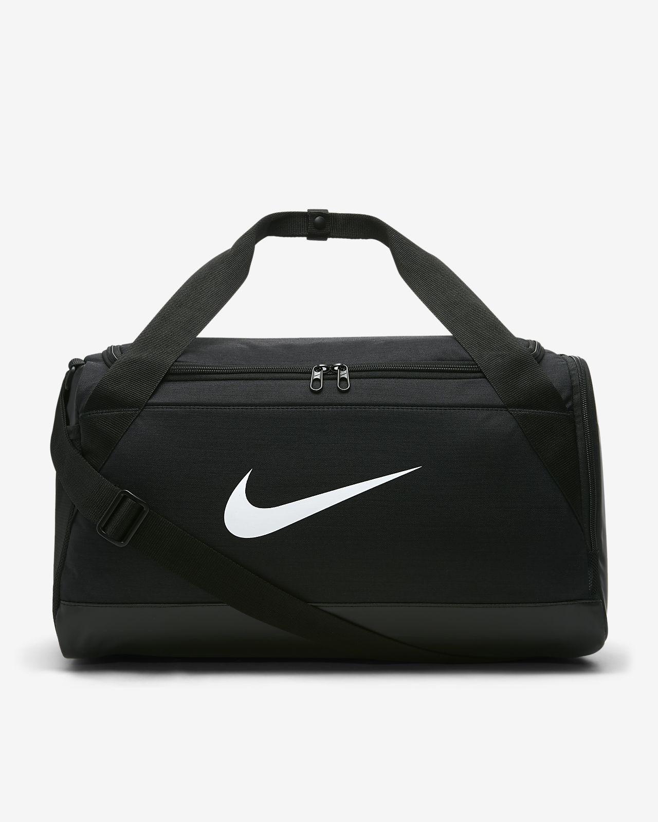 Bolso de lona de entrenamiento Nike Brasilia (pequeño)