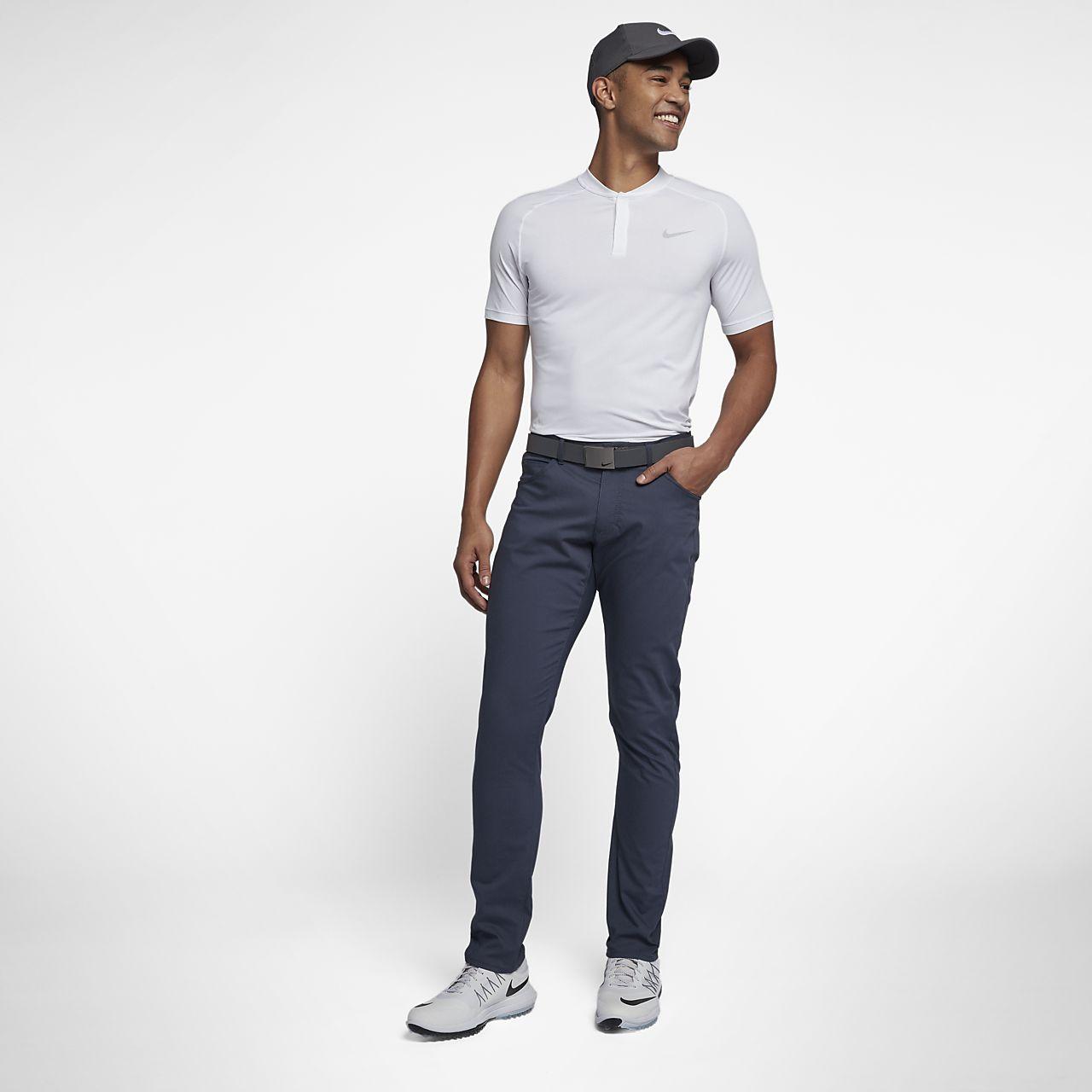 pantalon de golf coupe slim nike flex 5 pocket pour homme ca. Black Bedroom Furniture Sets. Home Design Ideas