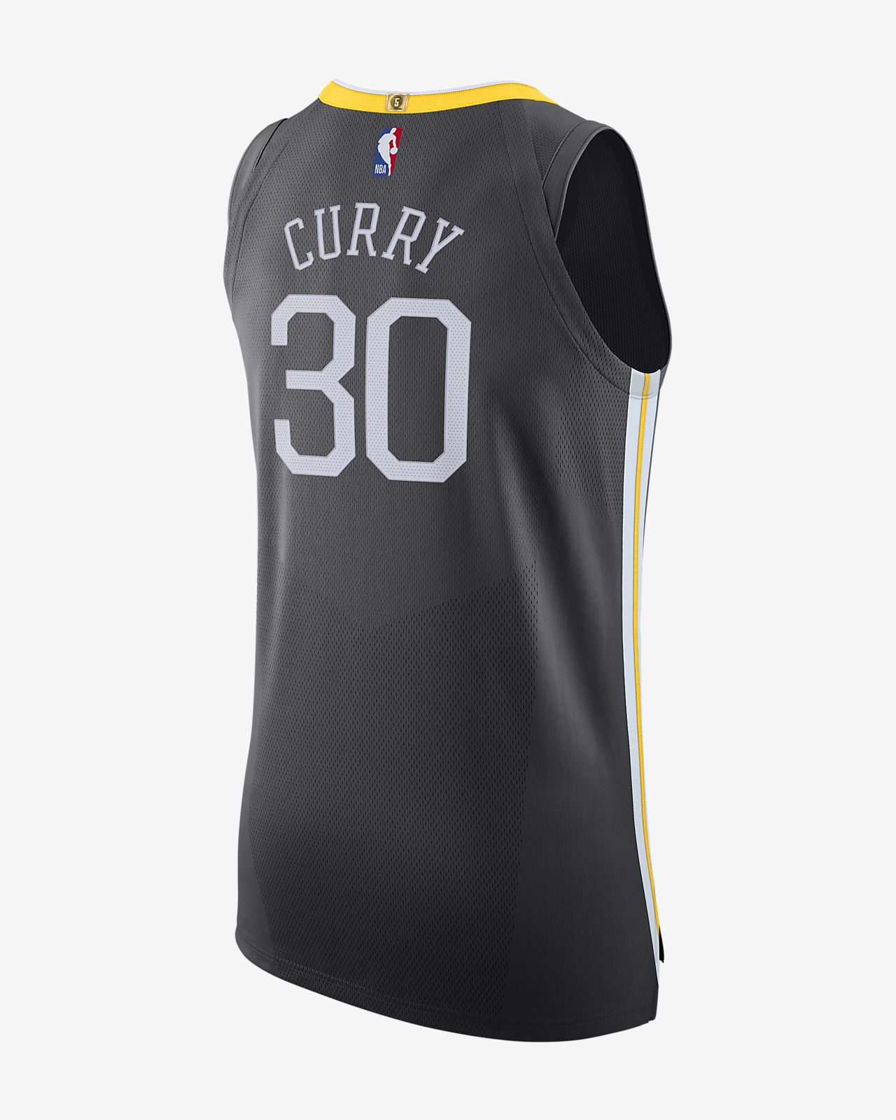 new styles 5ceed 0dfd0 Stephen Curry Statement Edition Authentic (Golden State Warriors) Men's  Nike NBA Connected Jersey