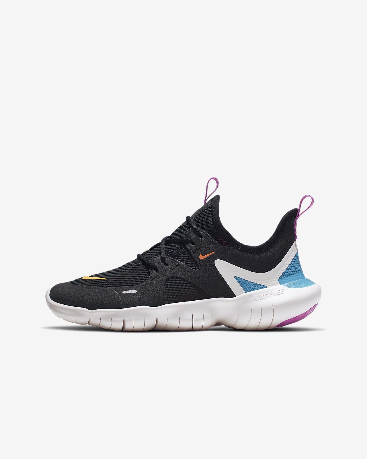 reputable site 8a14e 3ff7e Nike Free RN 5.0 Big Kids' Running Shoe