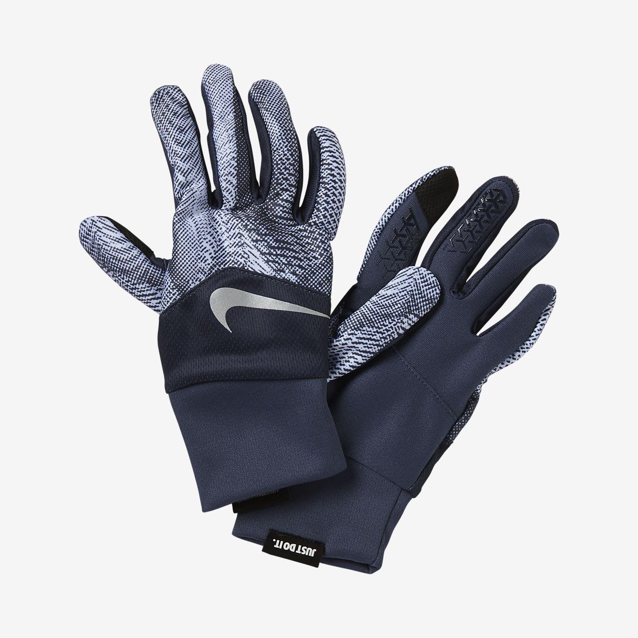 Dámské běžecké rukavice Nike Dri-FIT Tempo