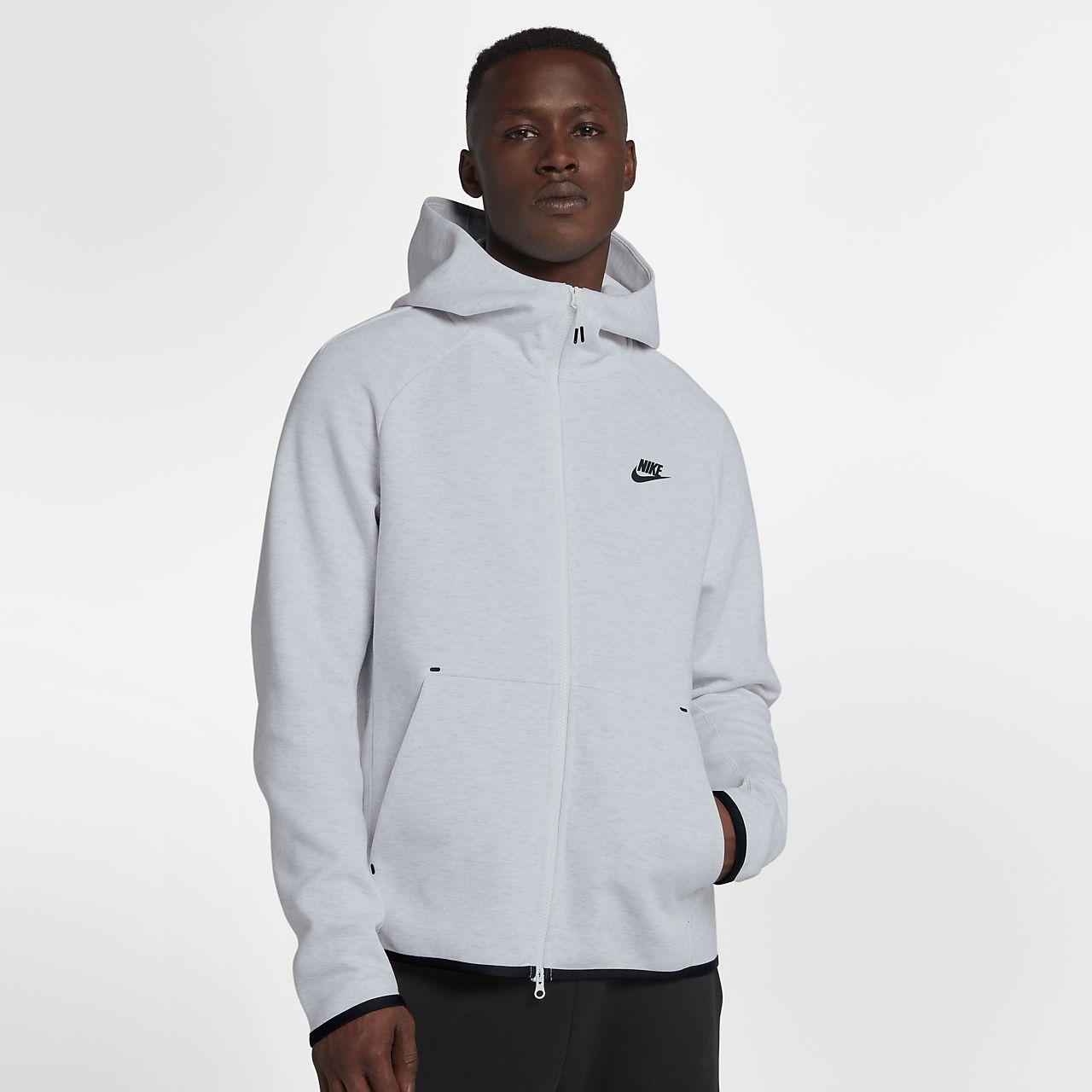 wholesale dealer c6e36 4fd92 Men s Full-Zip Hoodie. Nike Sportswear Tech Fleece