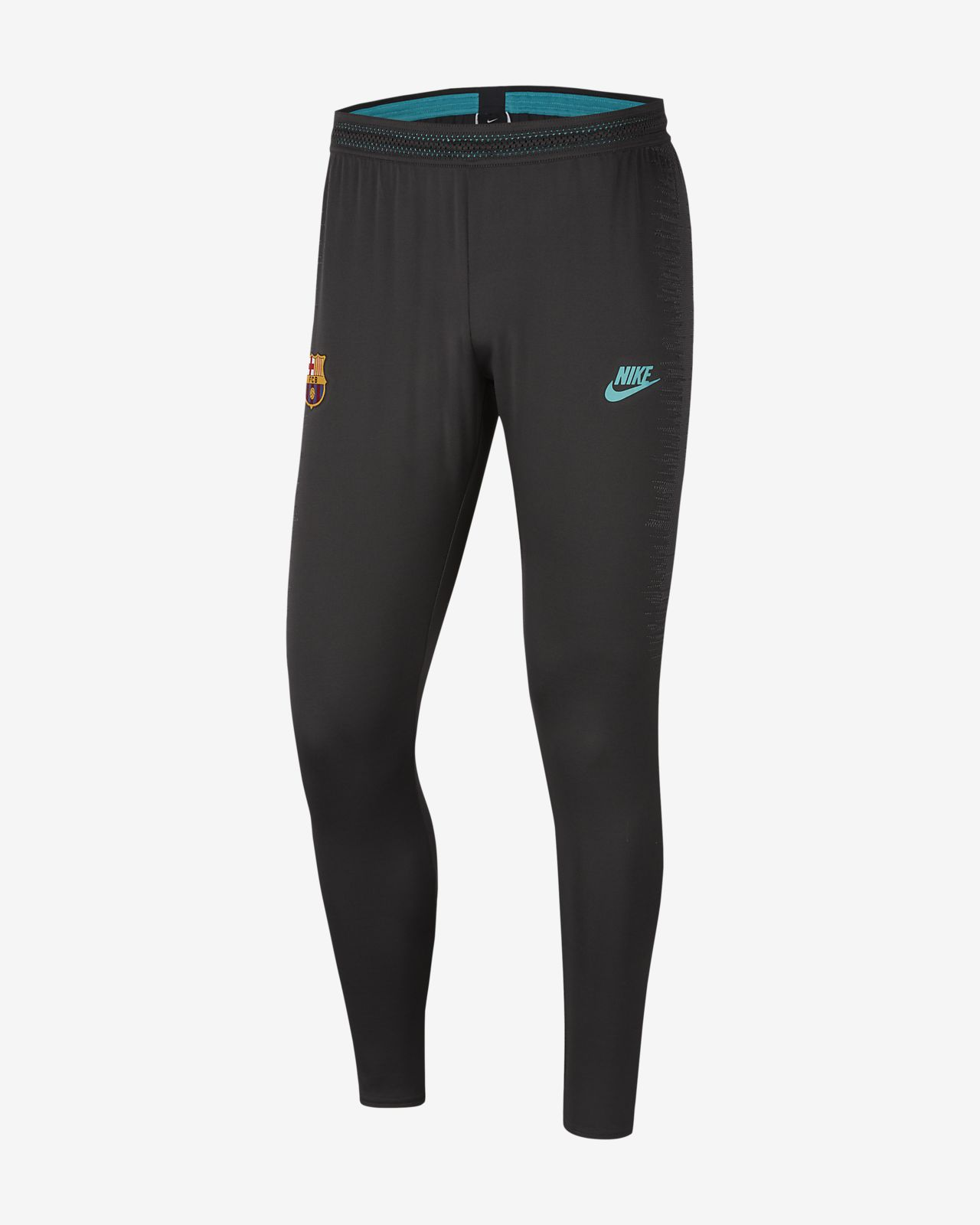 Pantalon de football Nike VaporKnit FC Barcelona Strike pour Homme