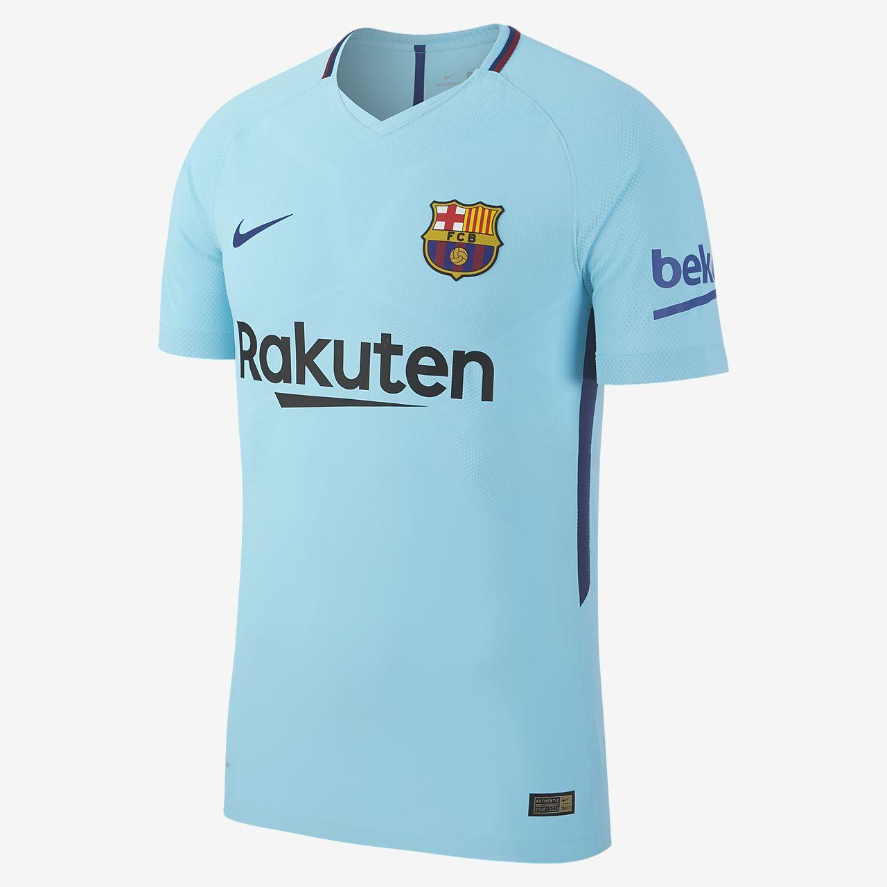 2017/18 FC Barcelona Vapor Match Away Men's Football Shirt