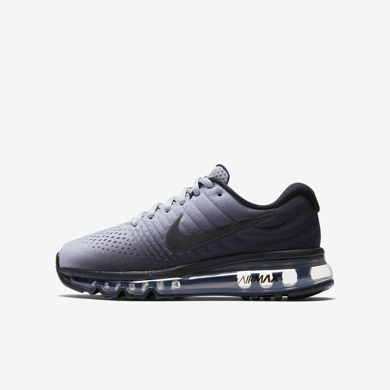 Nike Air Max sko til store barn