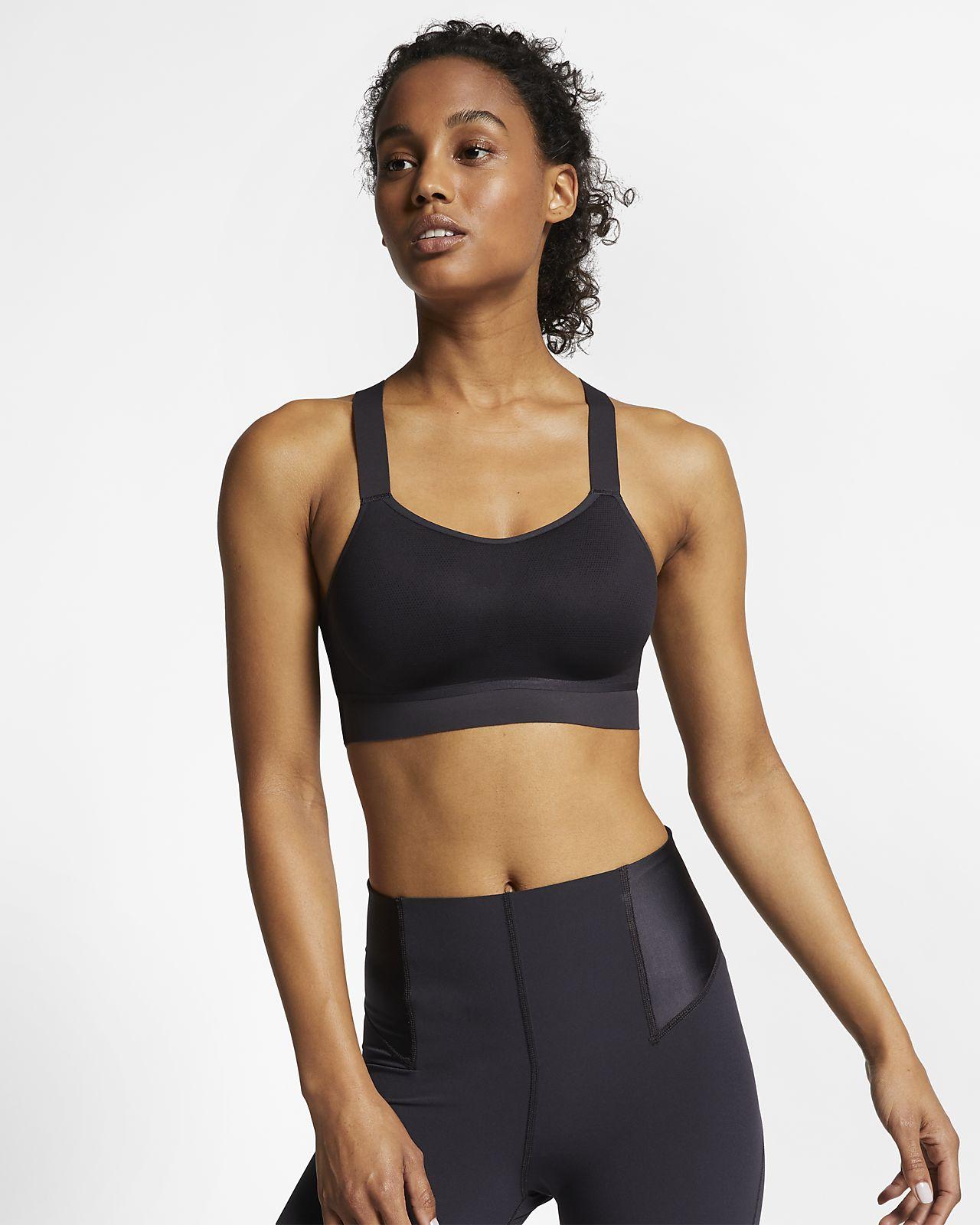 Nike Breathe Tech Pack Women's Medium Support Sports Bra