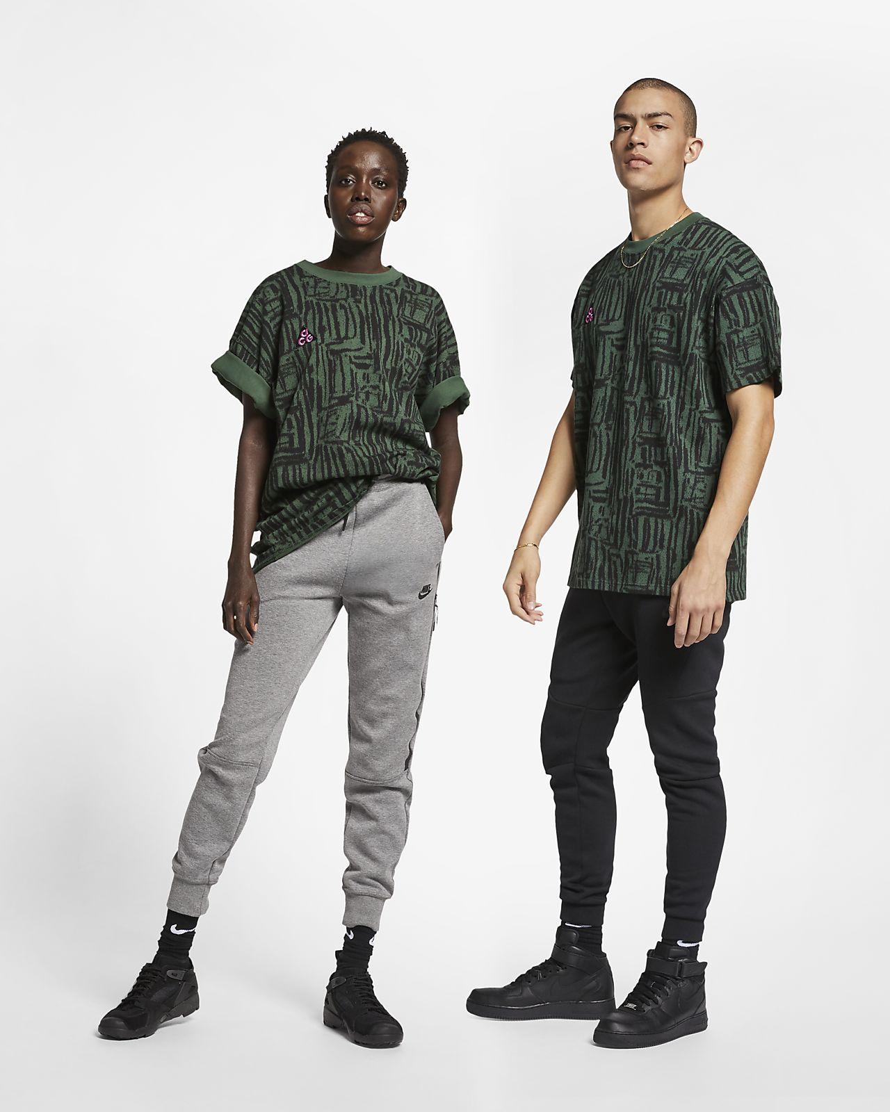 Tee-shirt à motif et manches courtes Nike ACG