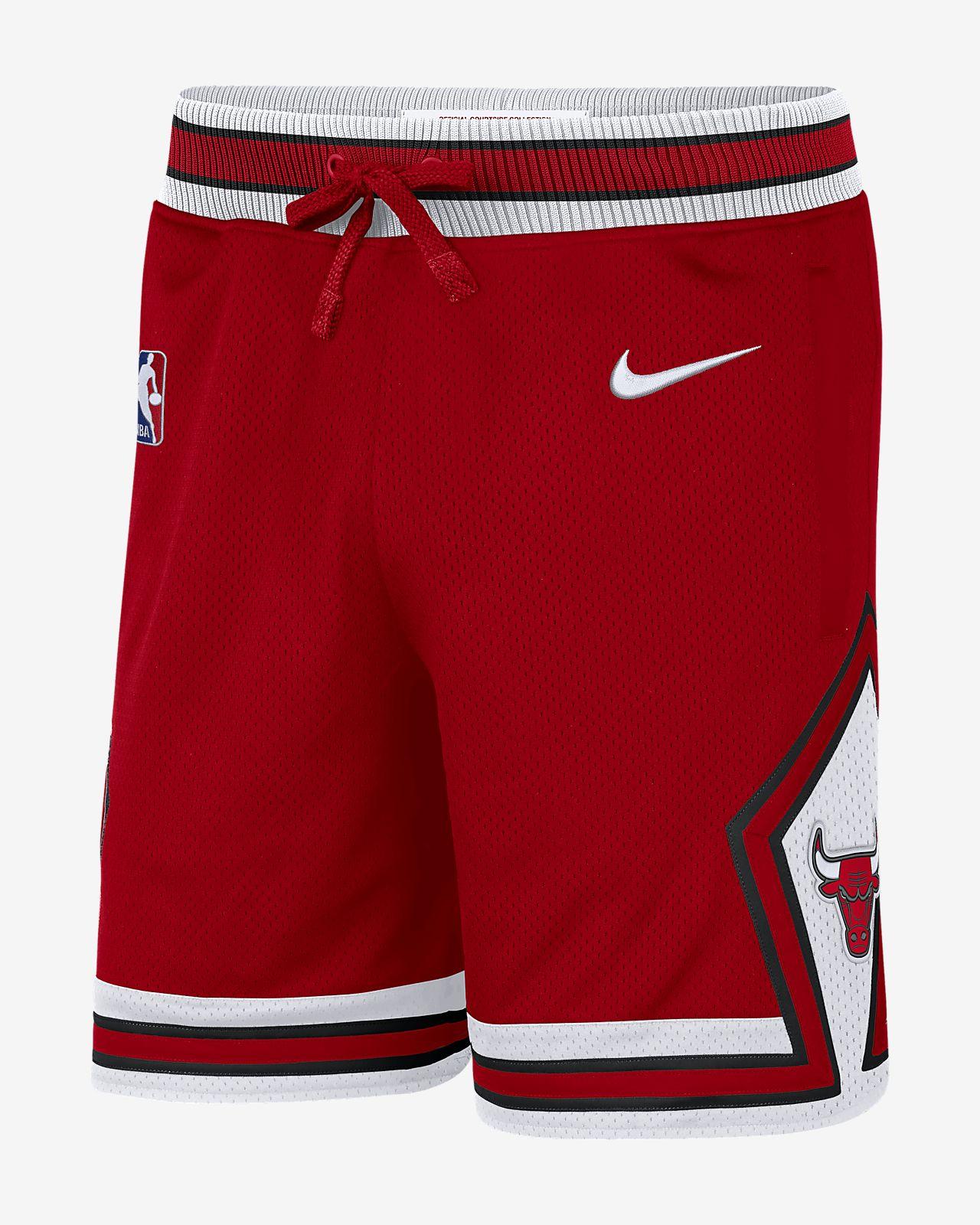Calções NBA Chicago Bulls Nike Courtside para homem. Nike.com PT a87889f6bceb8