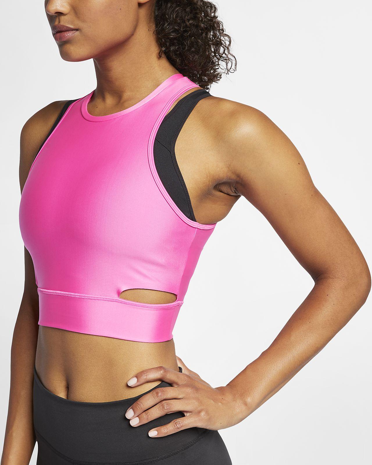 Canotta da training ridotta Nike Donna