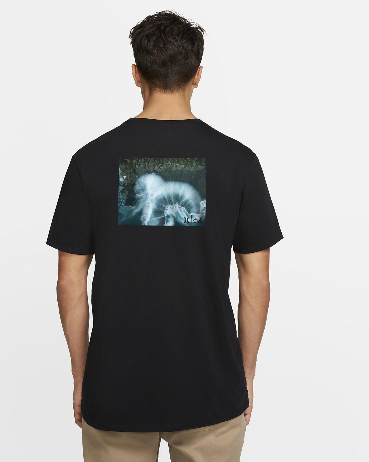 Hurley Premium Clark Little Drone Men's Premium Fit T-Shirt