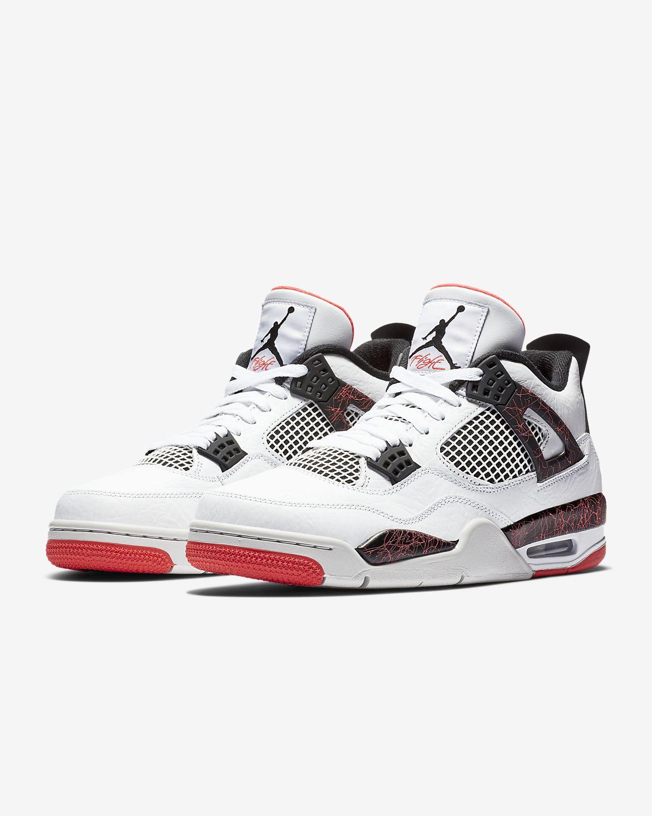 quality design bf323 23628 ... Air Jordan 4 Retro Men s Shoe