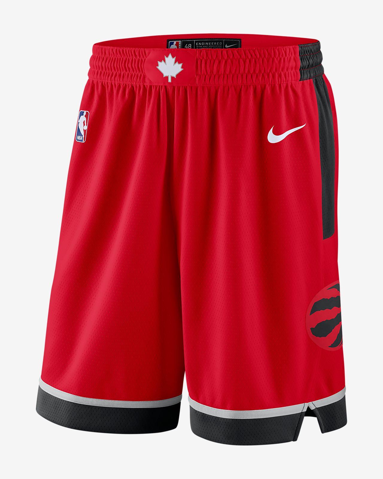 Short NBA Toronto Raptors Icon Edition Swingman pour Homme