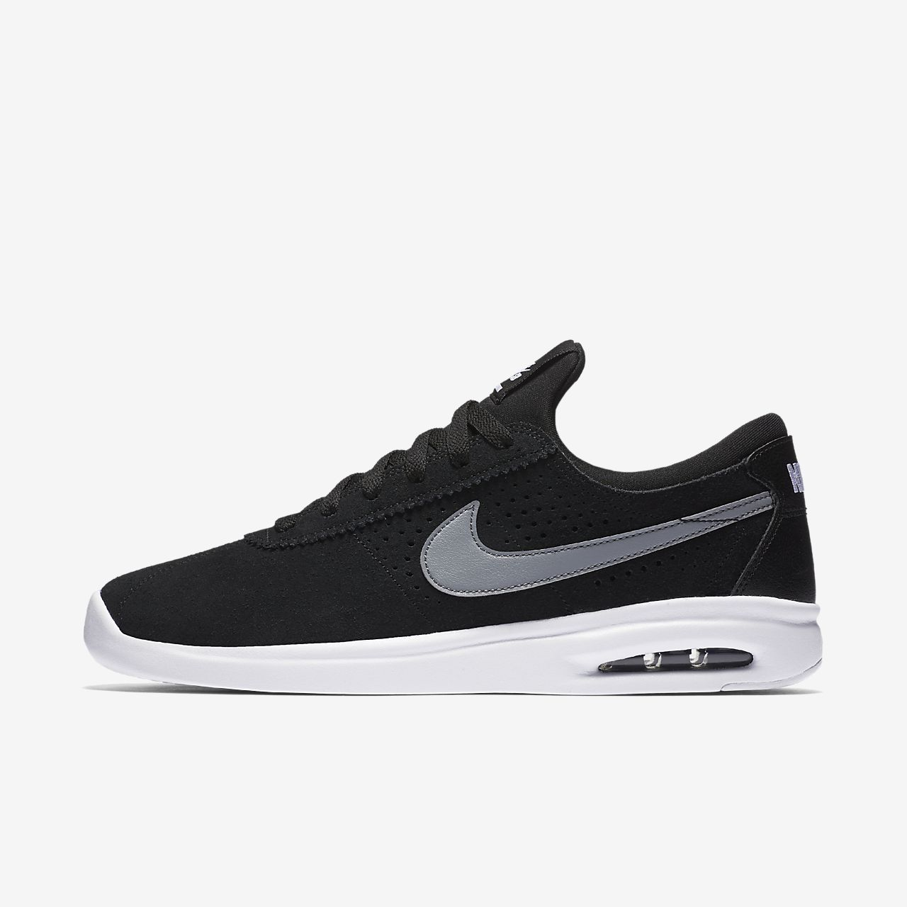 low priced ee7b1 bb85a ... Chaussure de skateboard Nike SB Air Max Bruin Vapor pour Homme