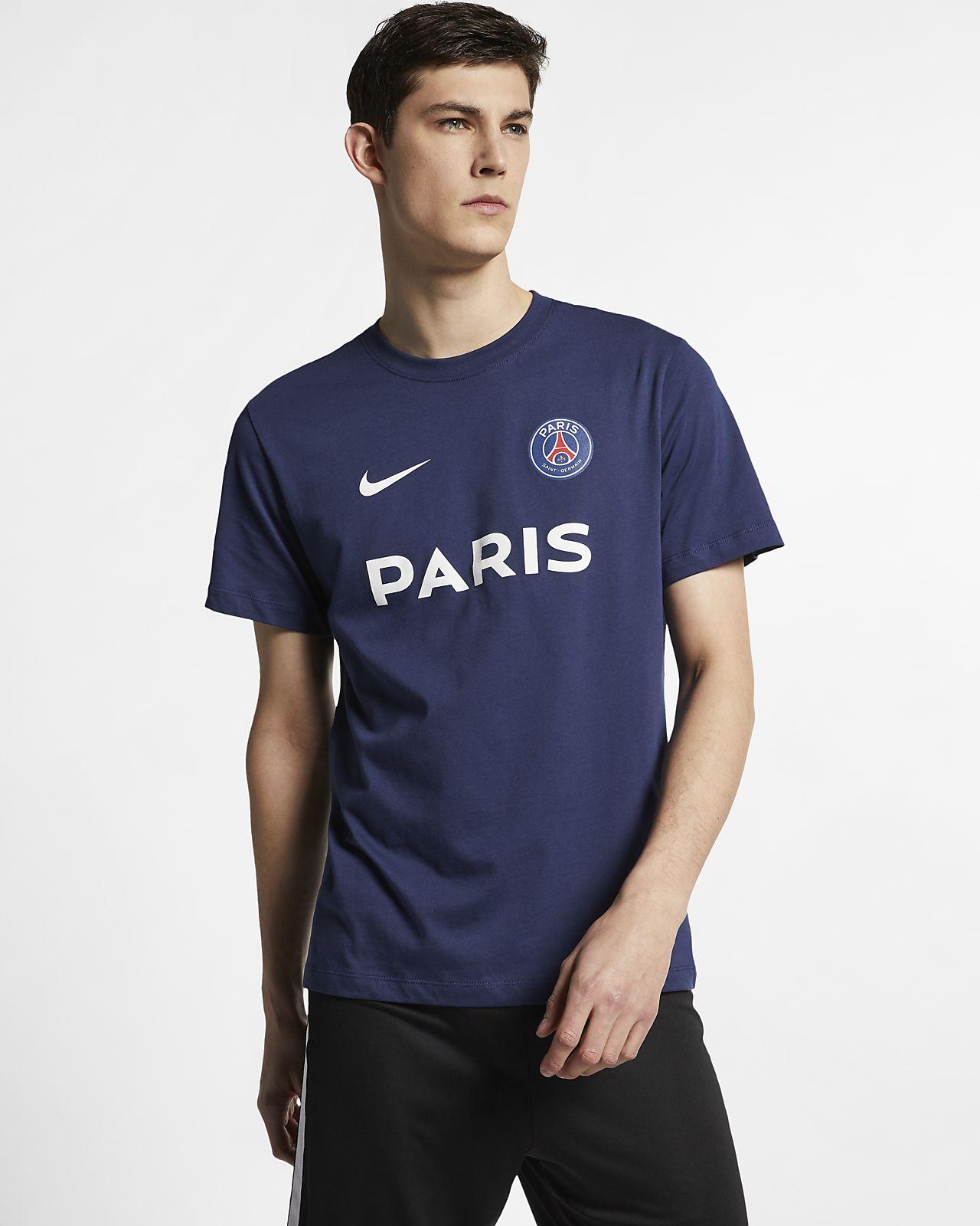 PSG T-skjorte til herre
