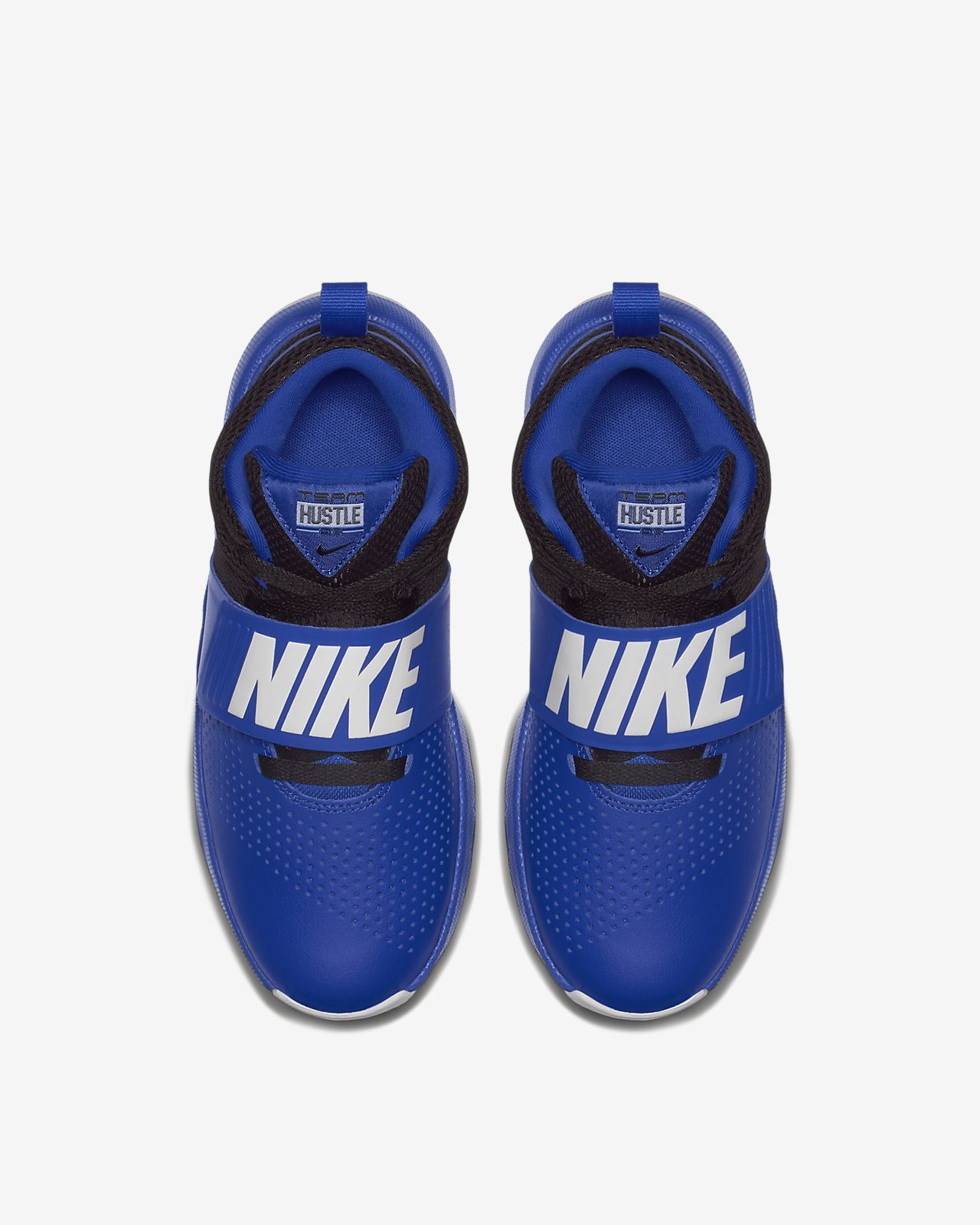2e4cf6957715 Nike Team Hustle D 8 Big Kids  Basketball Shoe. Nike.com