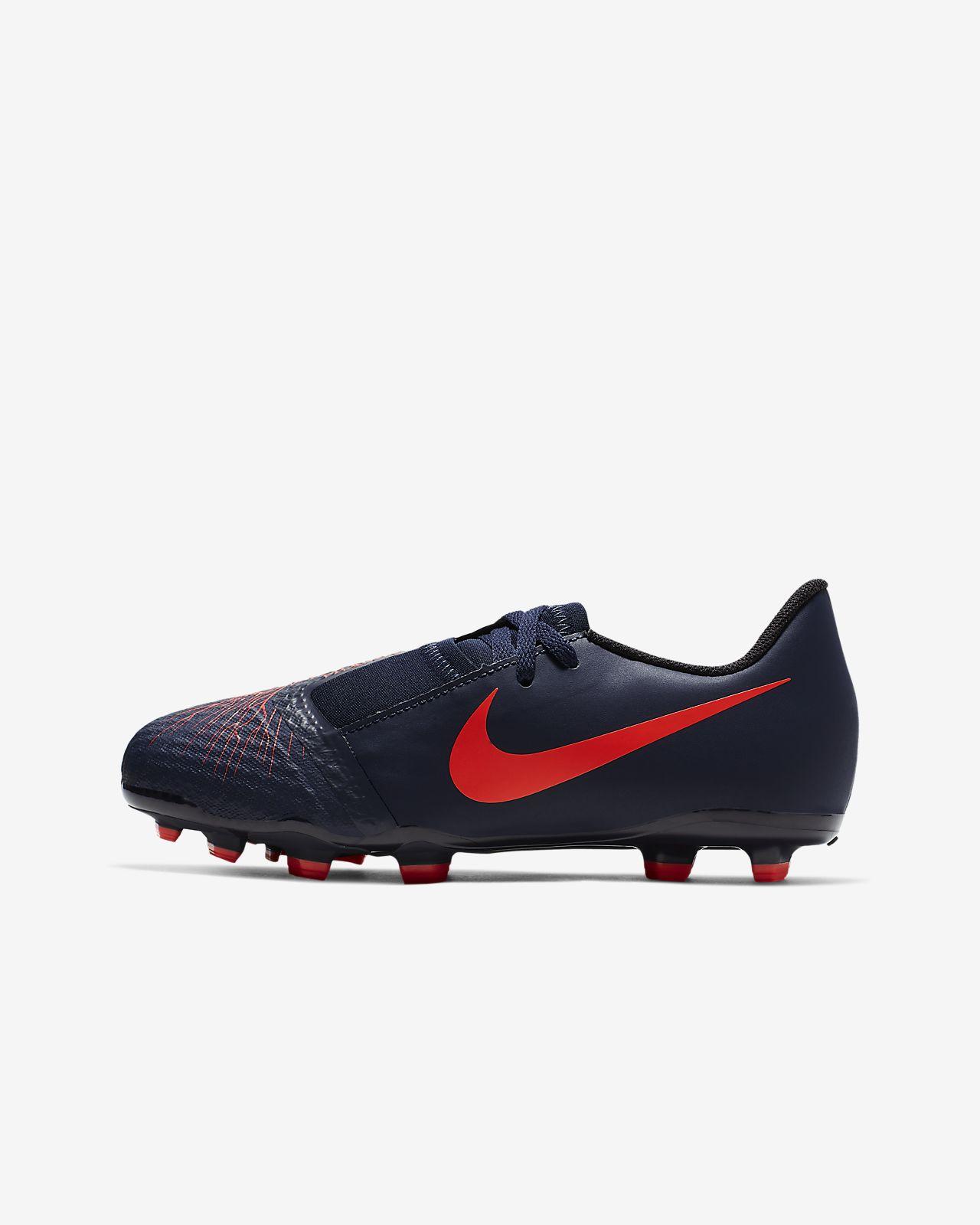 eaa46cc464a ... Nike Jr. Phantom Venom Academy FG Botas de fútbol para terreno firme -  Niño