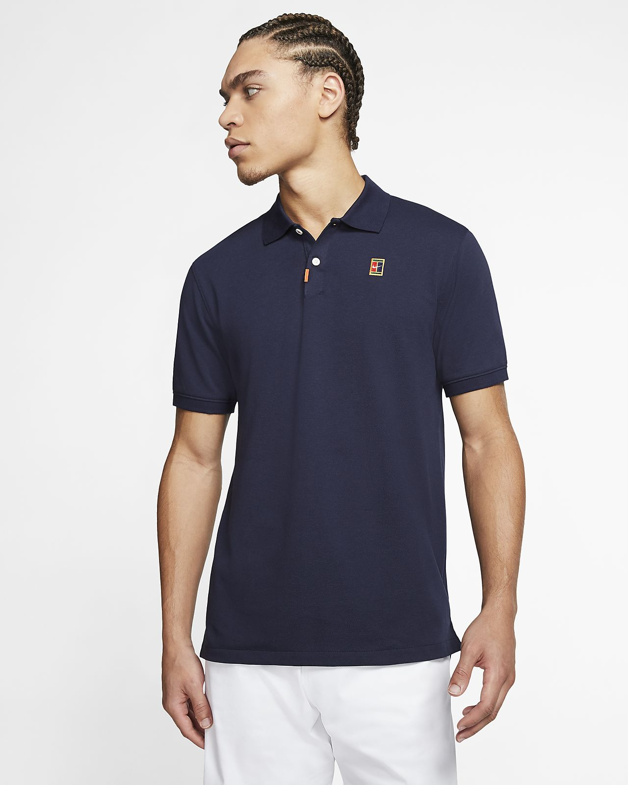 The Nike Polo Herren-Poloshirt in schmaler Passform
