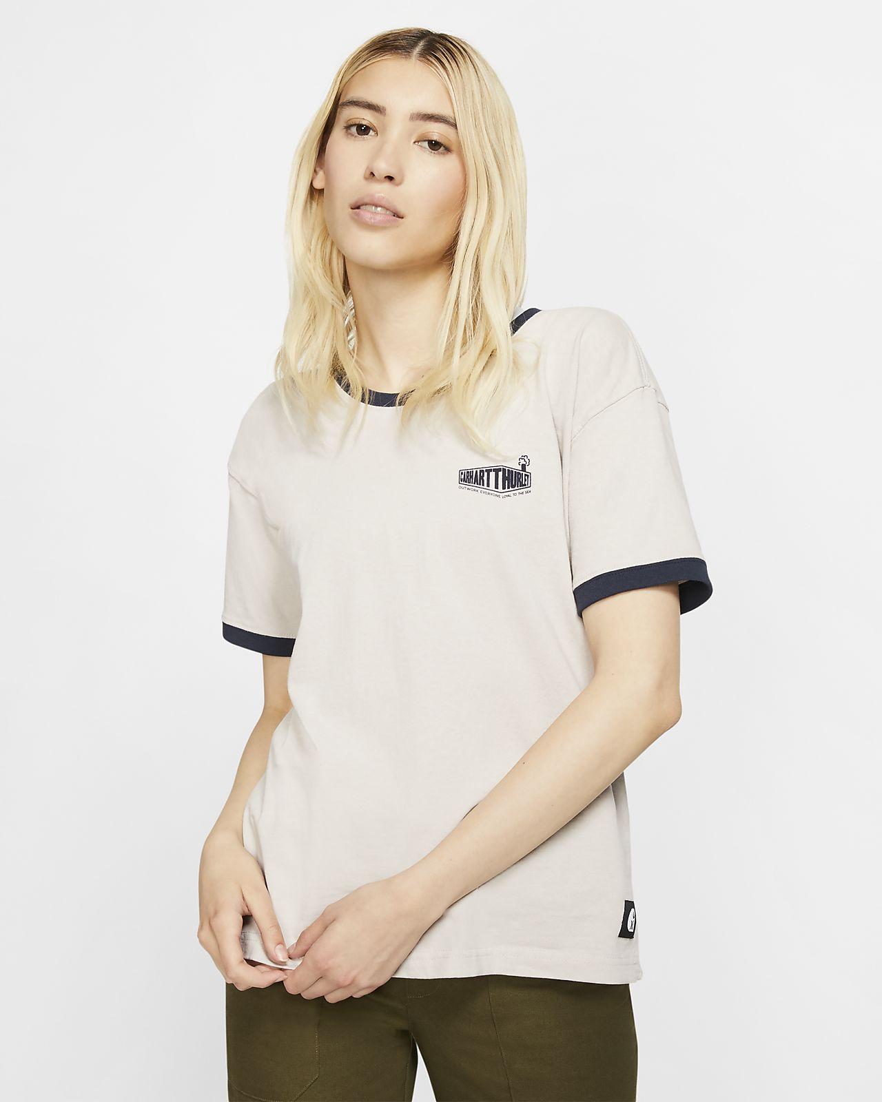 Tee-shirt coupe premium Hurley x Carhartt