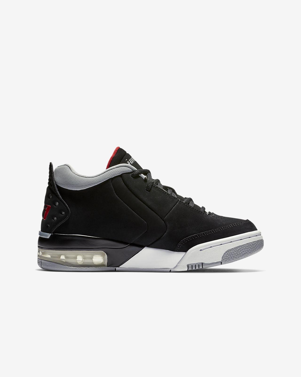 9103bd4467f Bota Jordan Big Fund pro větší děti. Nike.com CZ