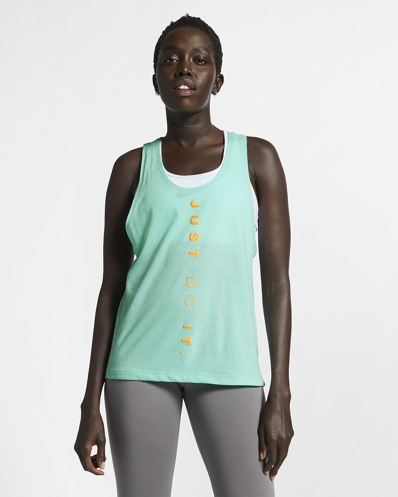 Γυναικείο φανελάκι για τρέξιμο Nike Dri-FIT Miler