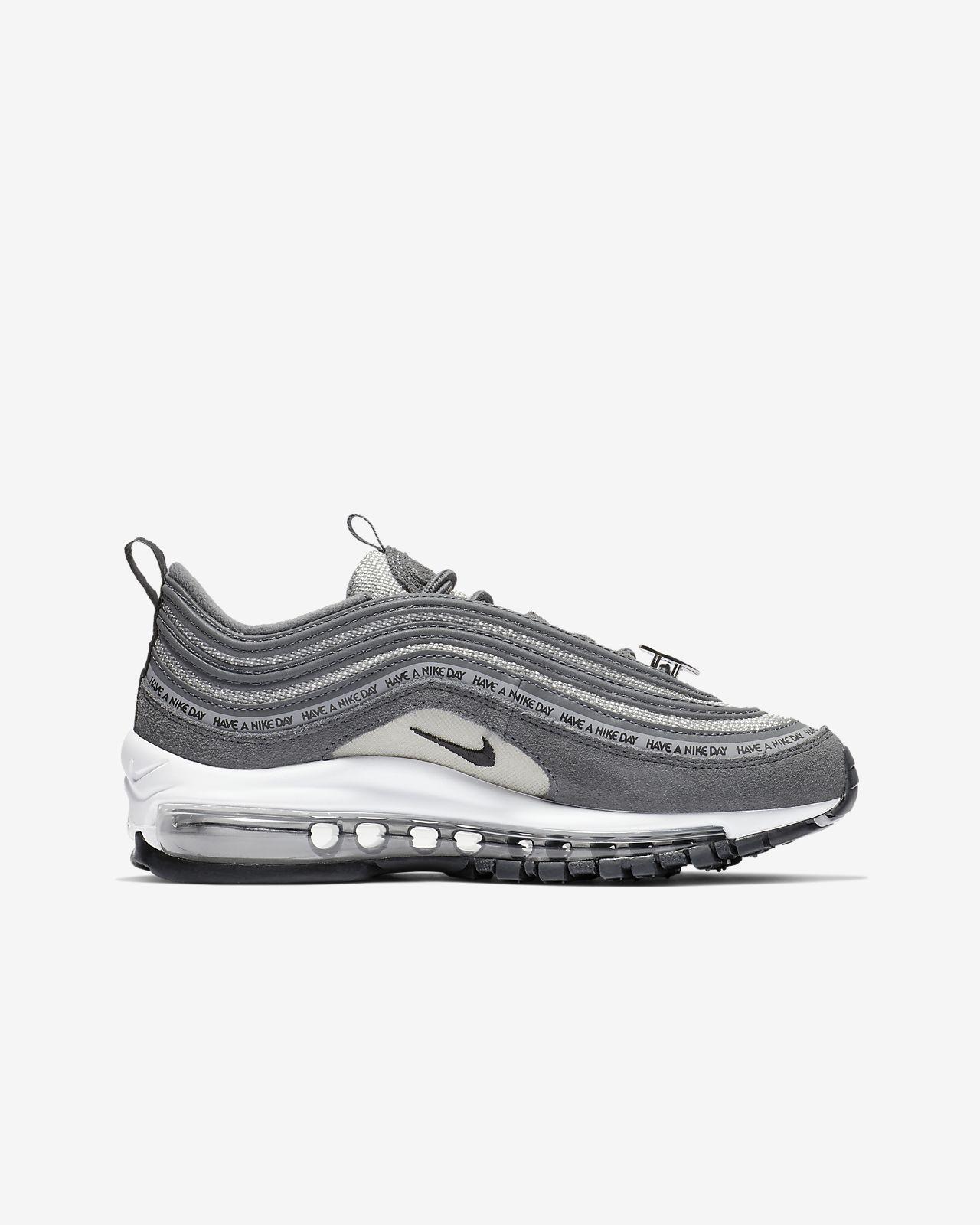 best service dc7fe 8b7da ... Chaussure Nike Air Max 97 SE pour Enfant plus âgé