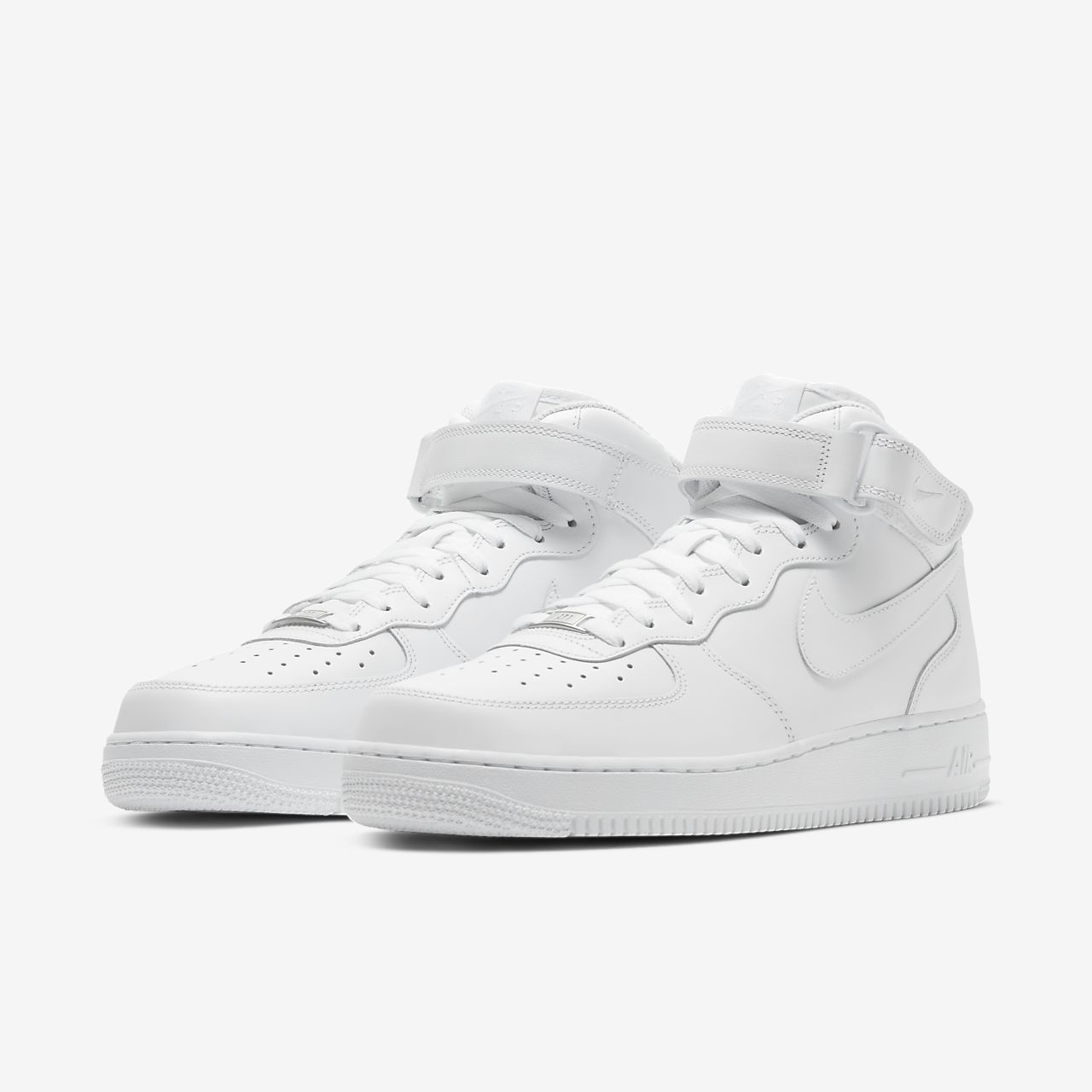 brand new 37198 5e3da Nike Air Force 1 Mid '07 Men's Shoe. Nike.com BE