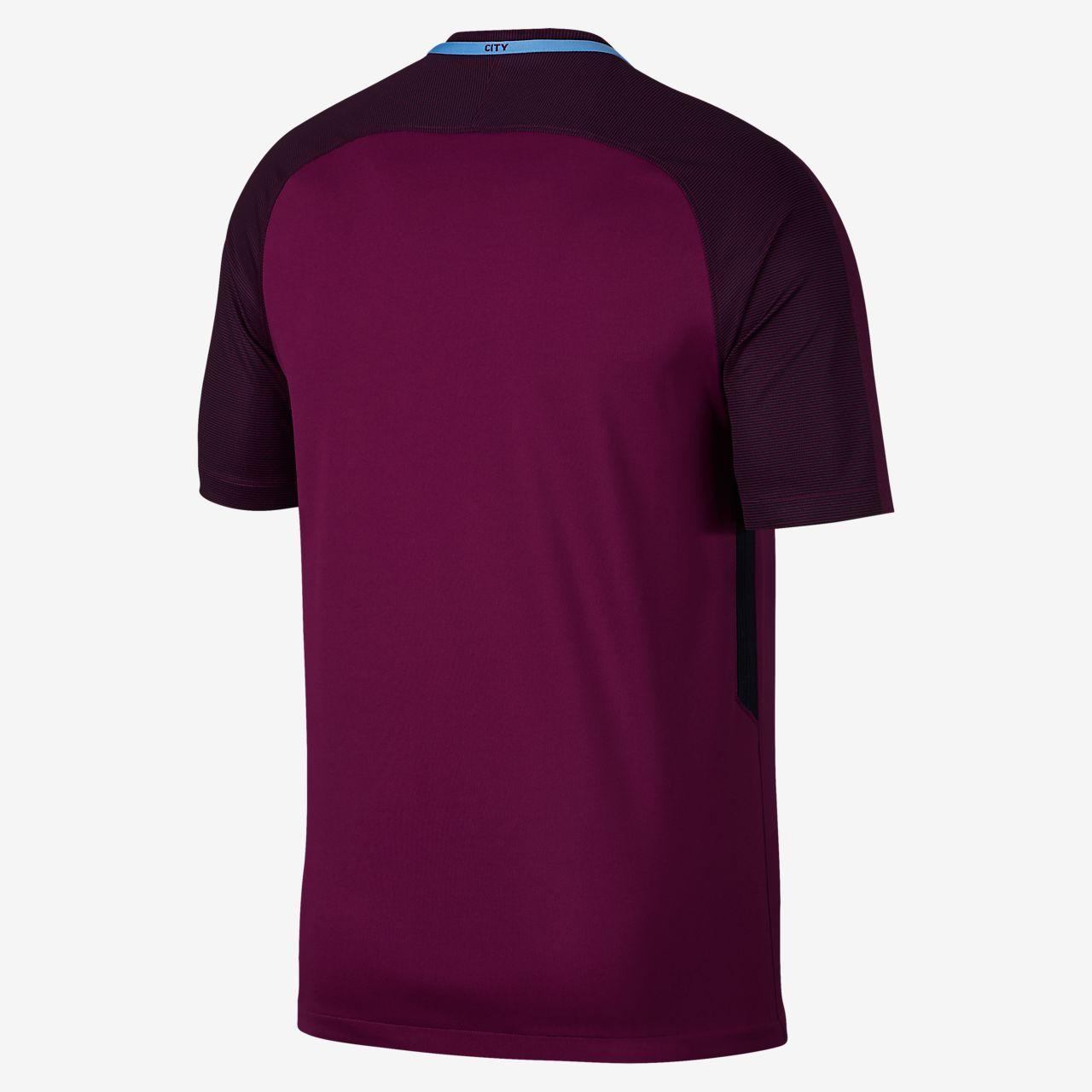 2017/18 Manchester City FC Stadium Away Men Football Shirt