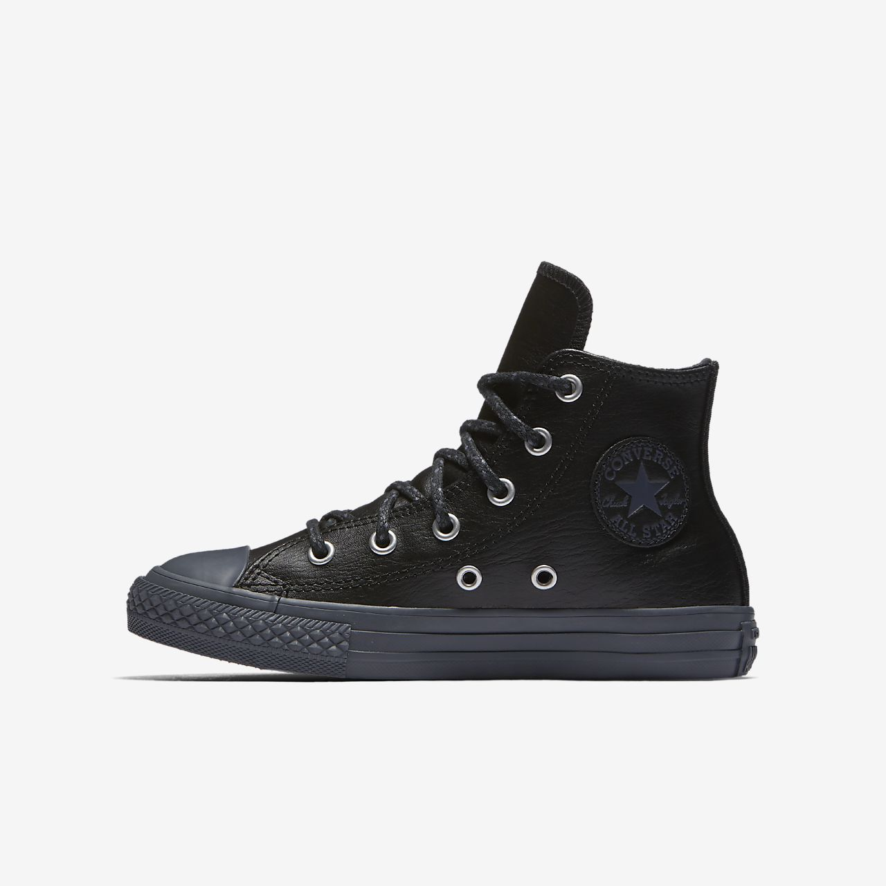 converse all star leather. converse chuck taylor all star leather and thermal high top little kids\u0027 shoe l
