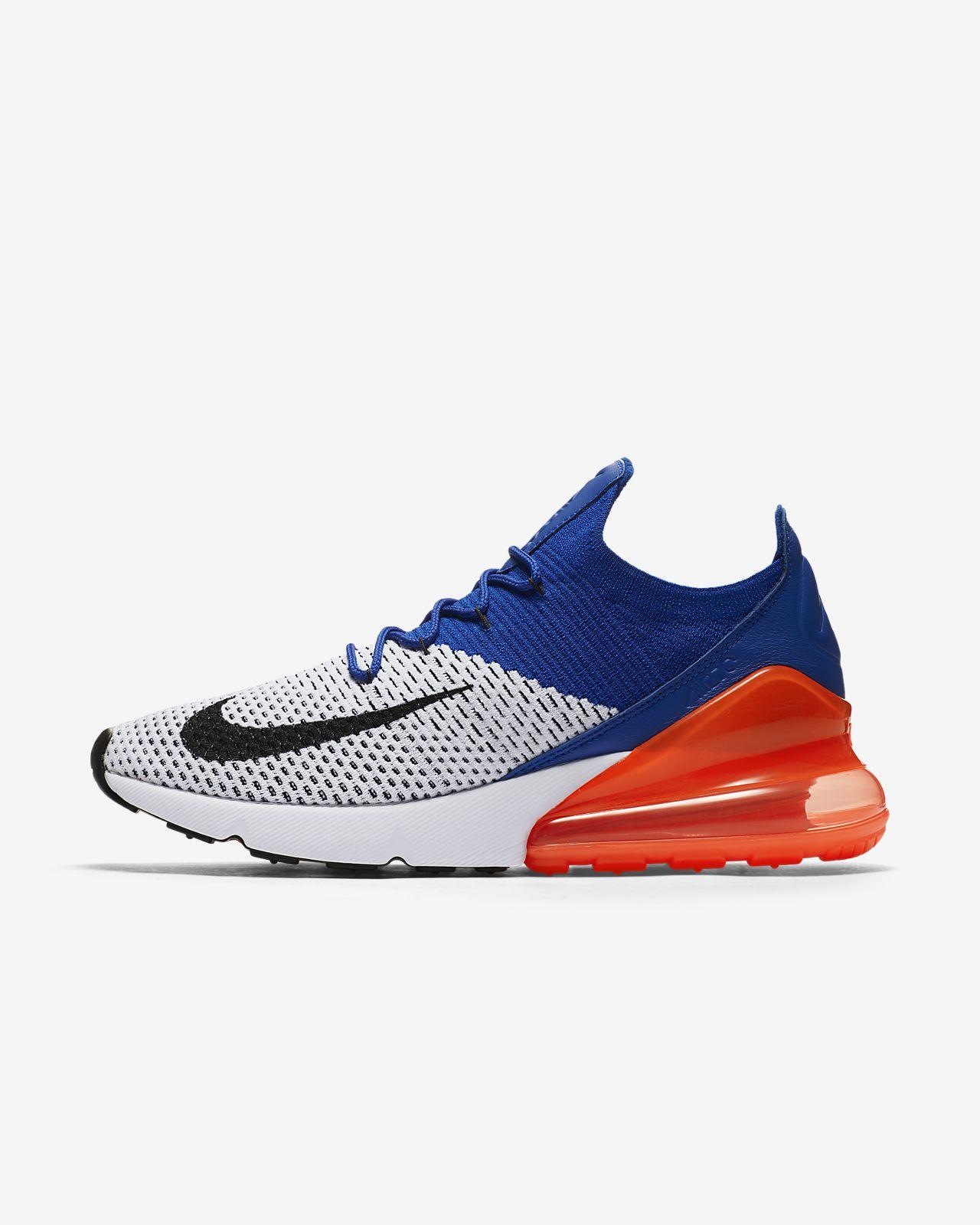 Nike Air Max 270 Flyknit Erkek Ayakkabısı