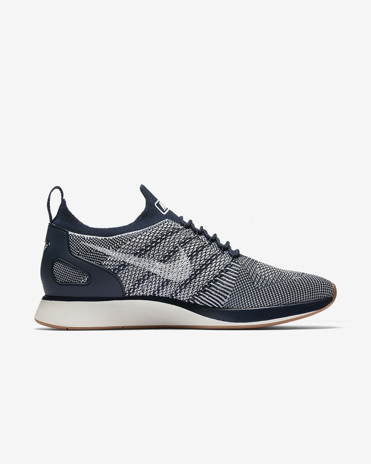 AIR ZOOM MARIAH FLYKNIT RACER - Sneaker low - sequoia/light bone/neutral olive