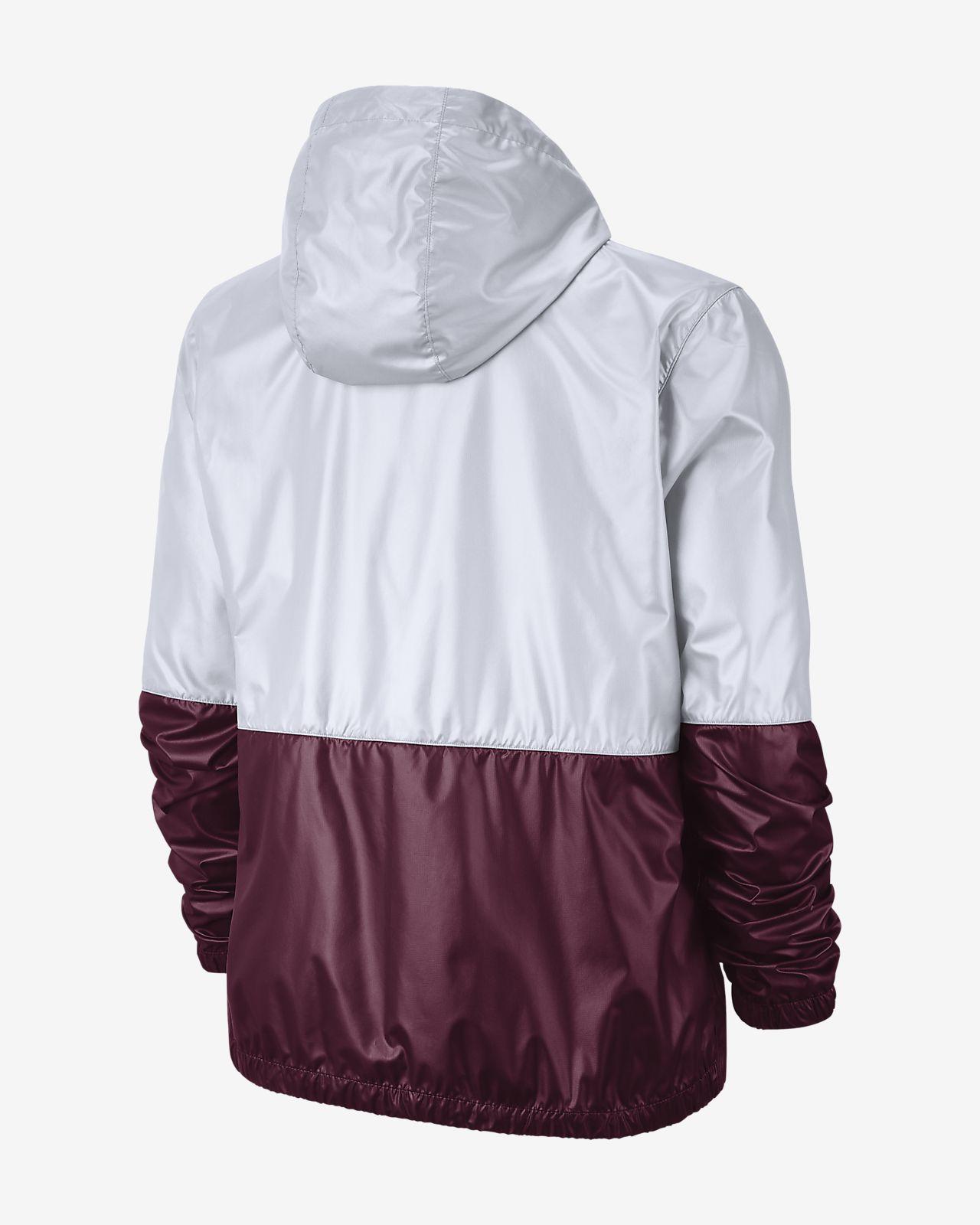 Nike College Anorak (Virginia Tech) Women's Jacket