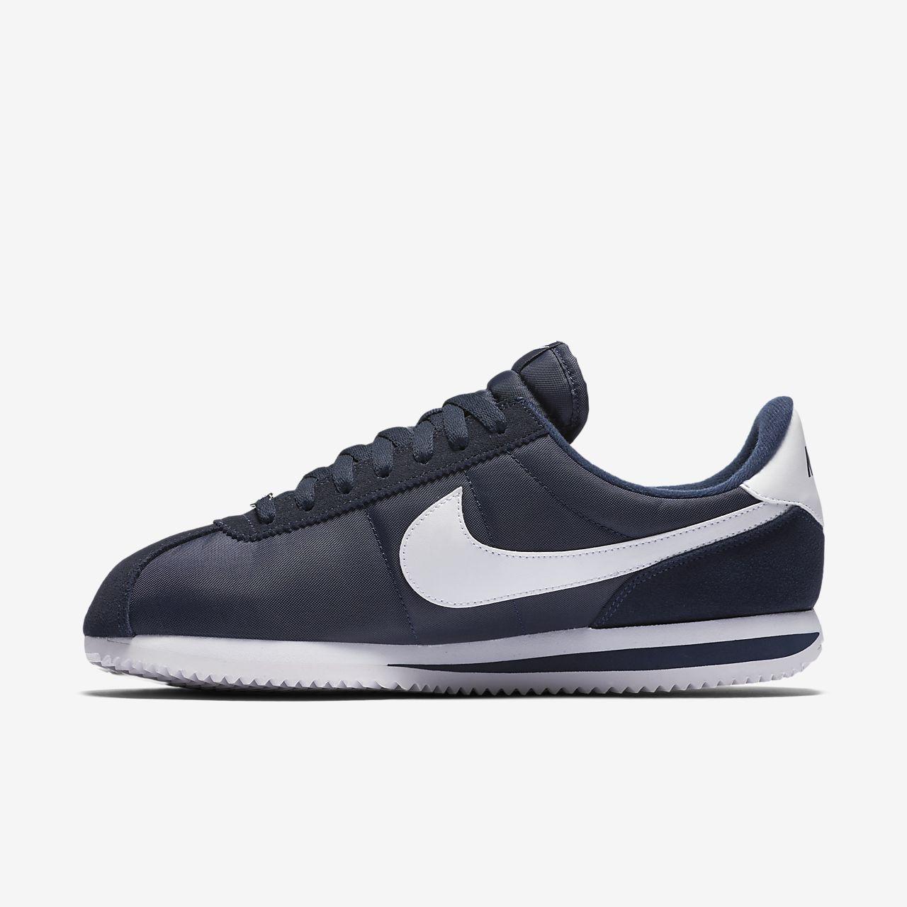 Scarpa Nike Cortez Basic Nylon Uomo
