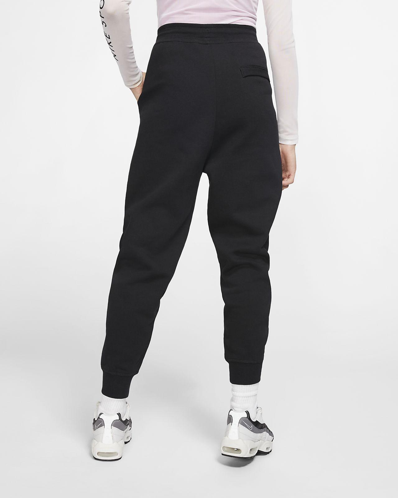 Pantaloni in fleece Nike Sportswear Swoosh Donna