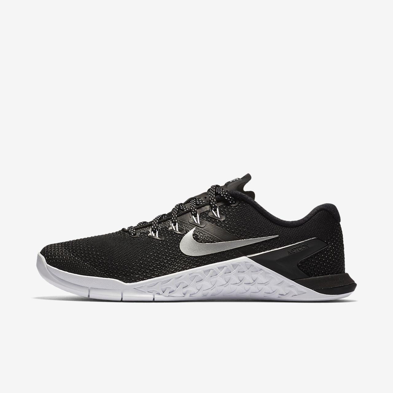 51fe9564af3 ... Chaussure de cross-training et de renforcement musculaire Nike Metcon 4  pour Femme