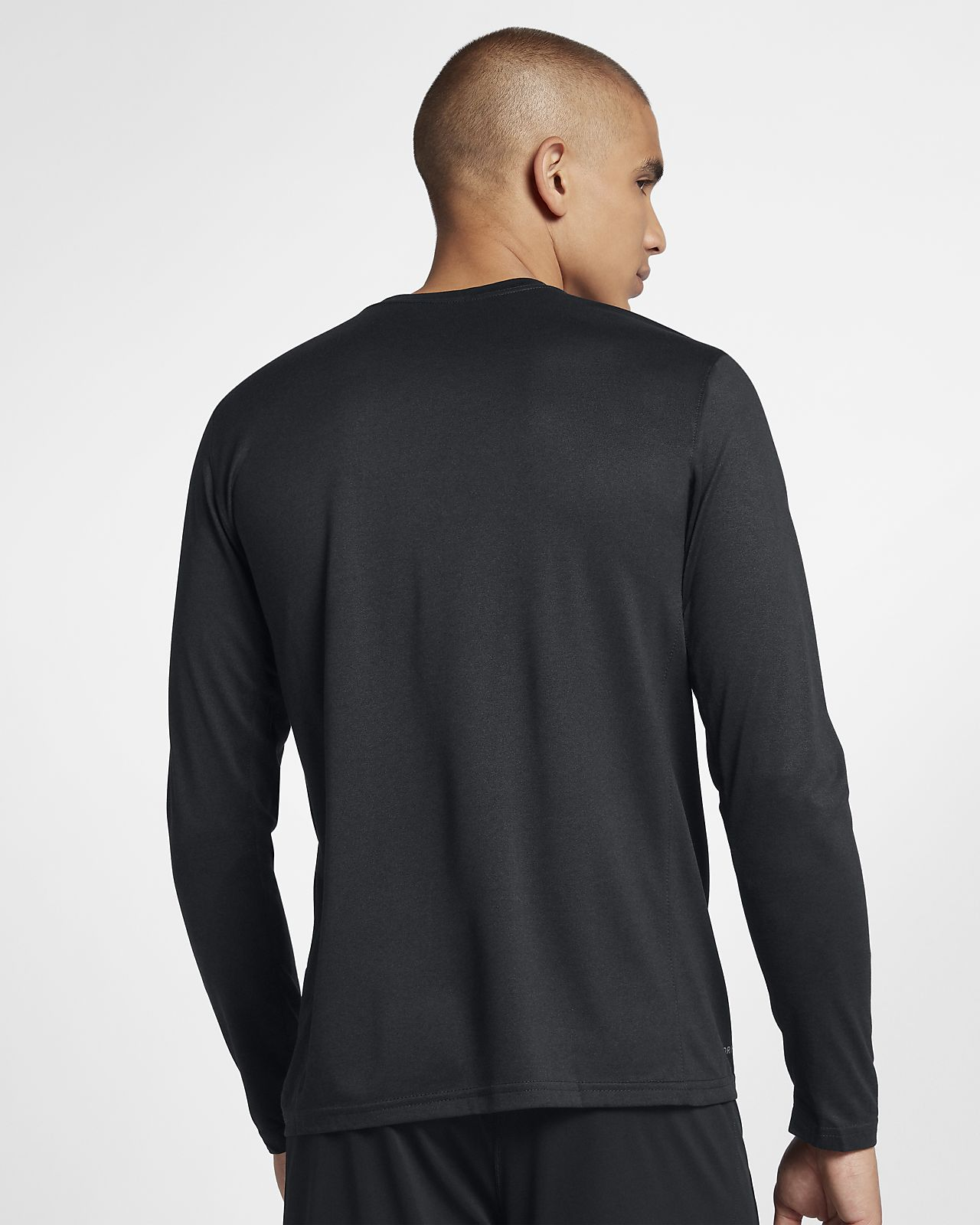 factory outlets where can i buy discount Nike Dri-FIT Legend 2.0 Men's Long-Sleeve Training Top