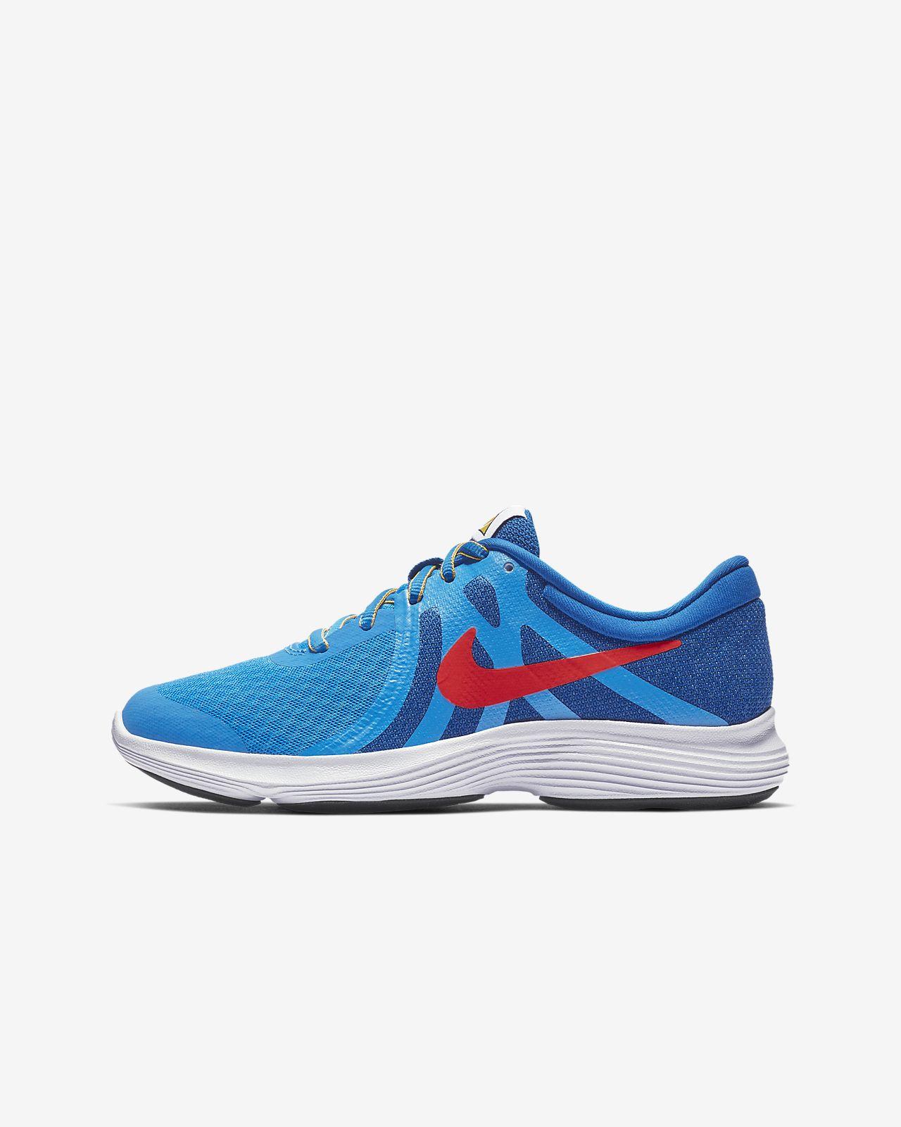 ff061cbe413bf Nike Revolution 4 Big Kids  Shoe. Nike.com