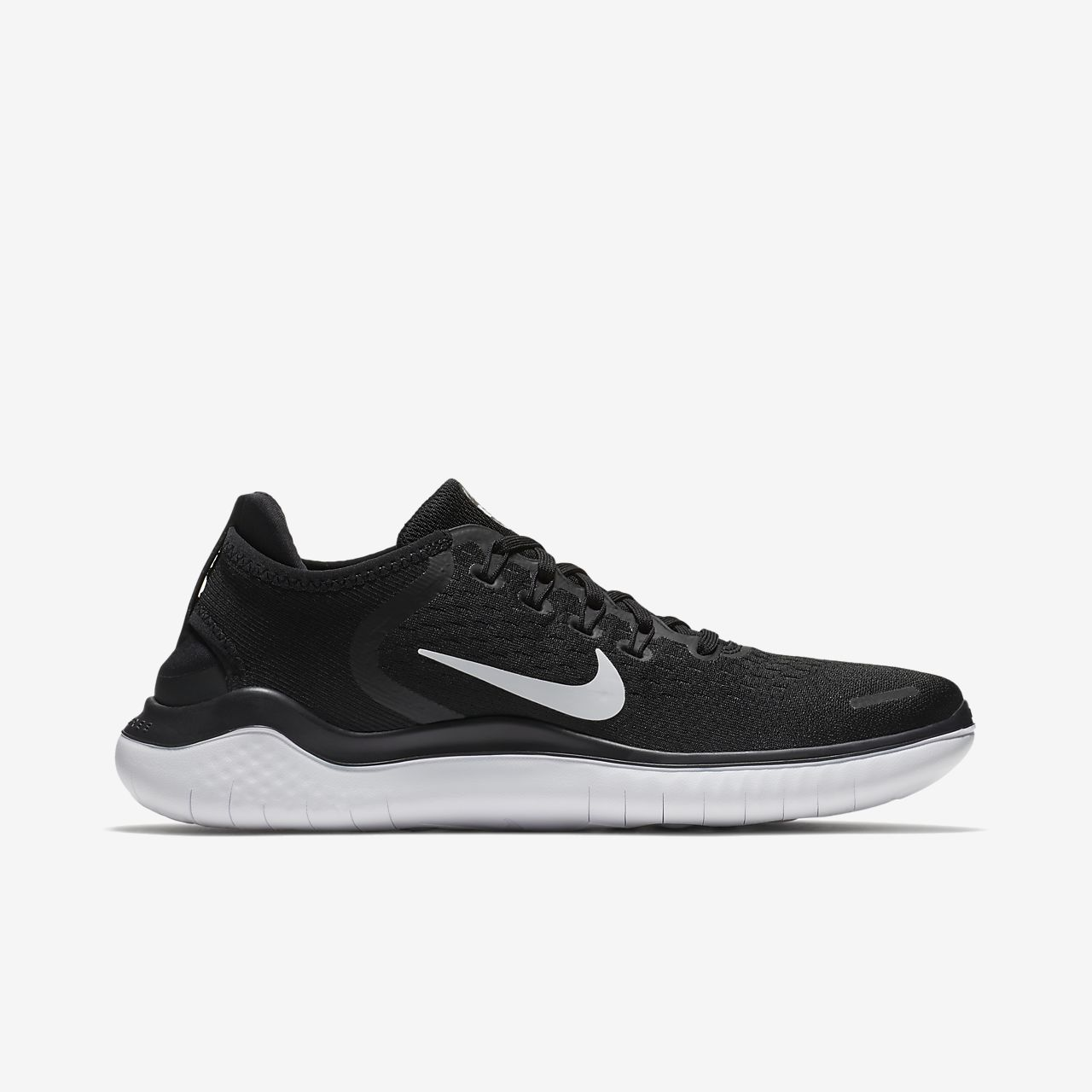 Nike Men's Free Rn 2018 Lace Up Sneakers 1MUehBgFM6