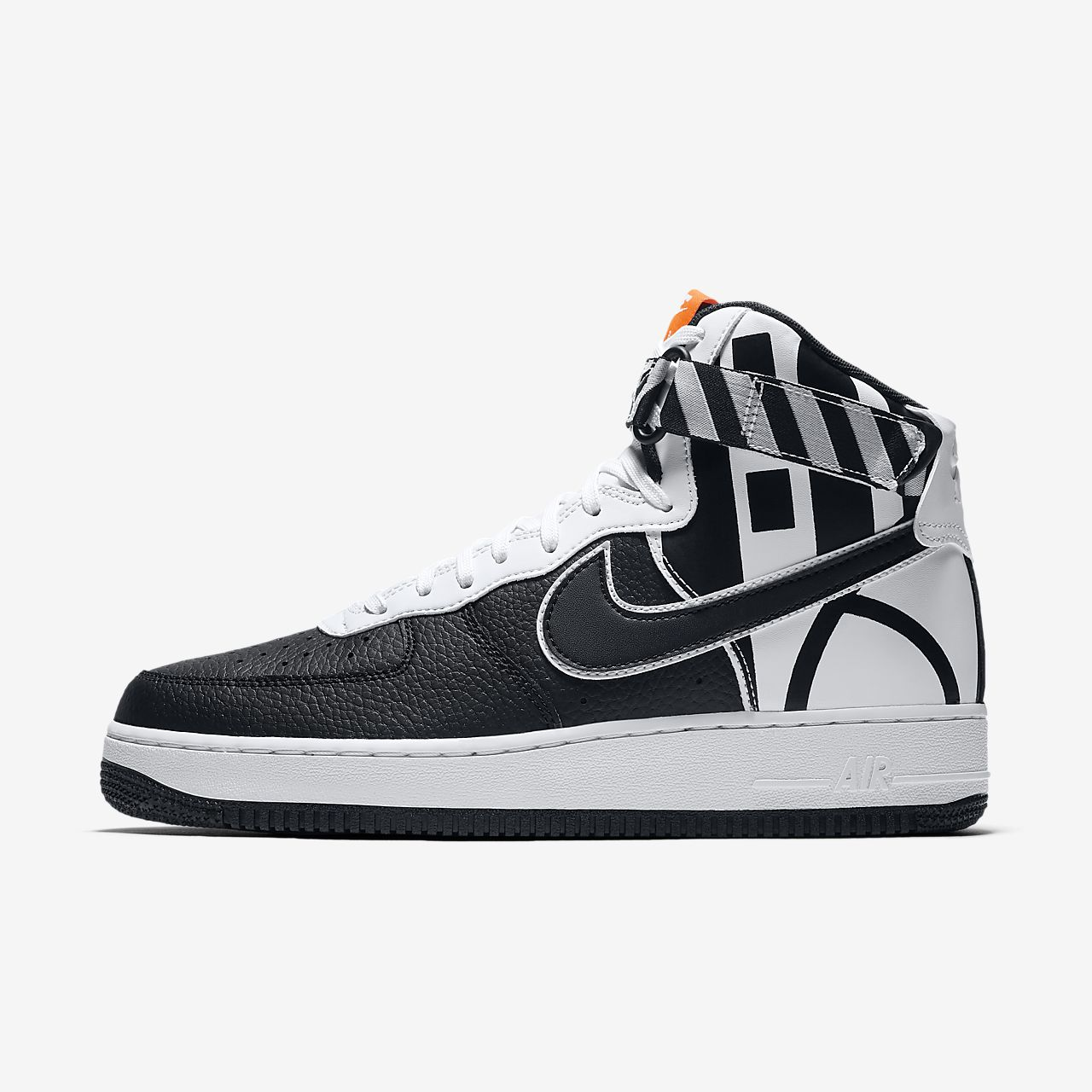 nike air force 1 weiß high