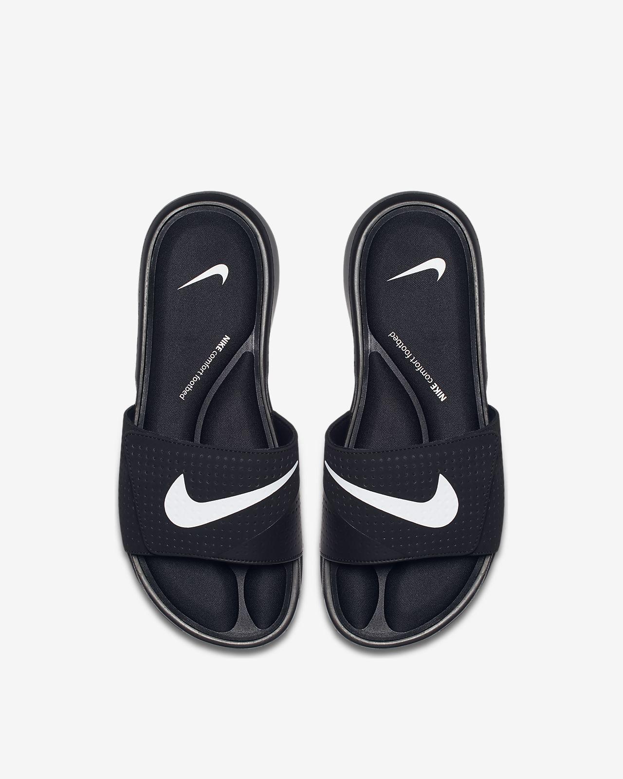 separation shoes 89250 b4991 ... Nike Ultra Comfort Men s Slide