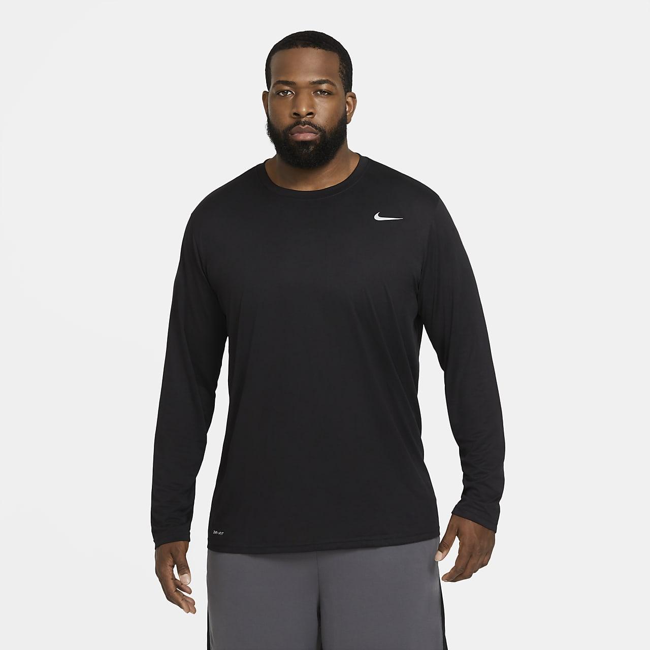 2799aeedfd29 Nike Dri-FIT Legend 2.0 Men s Long-Sleeve Training Top. Nike.com